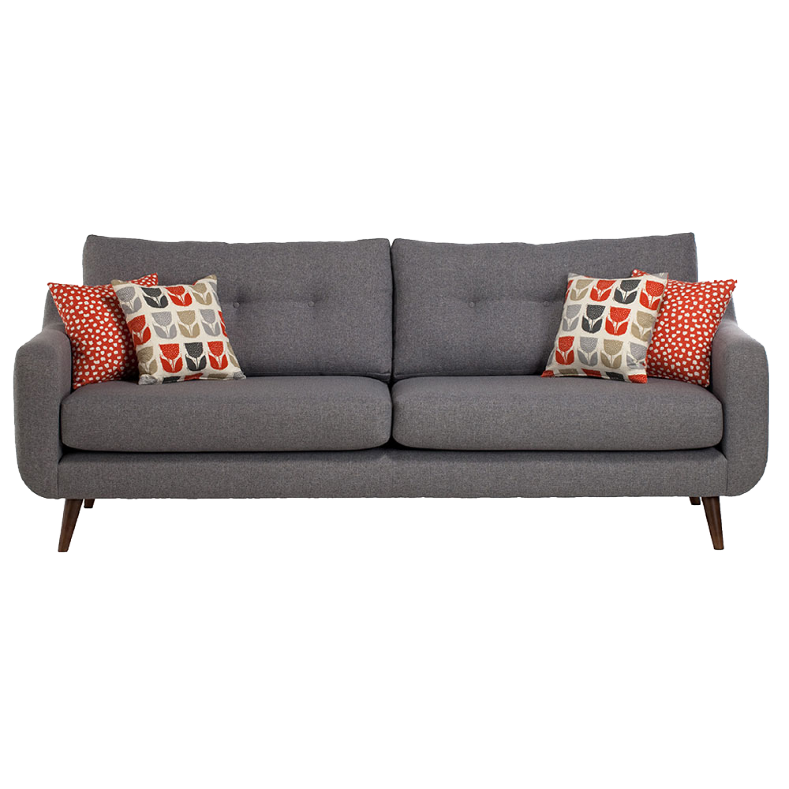 Lisbon Extra Large Sofa By Whitemeadow - Fabric Grade A
