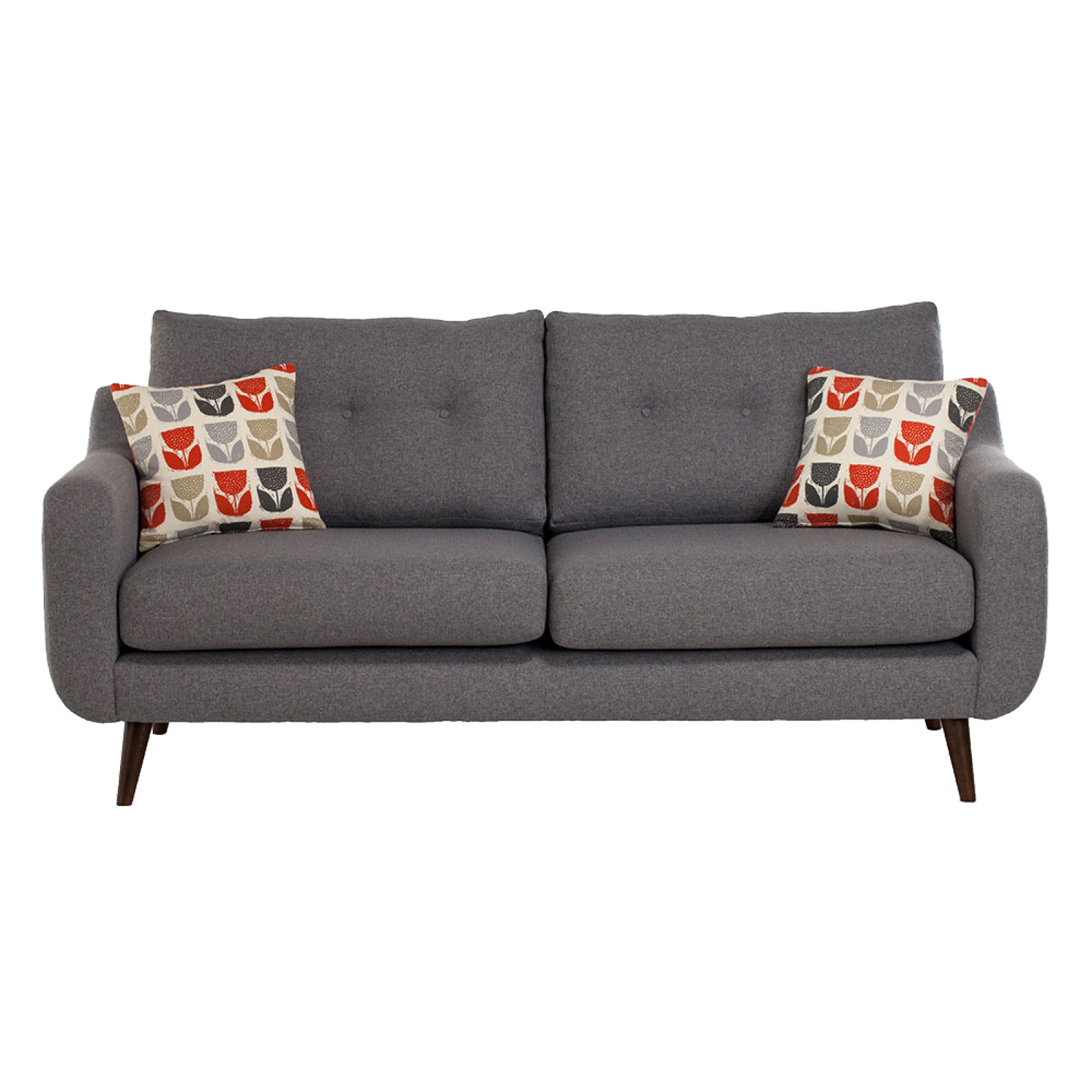 Lisbon Large Sofa By Whitemeadow - Fabric Grade C