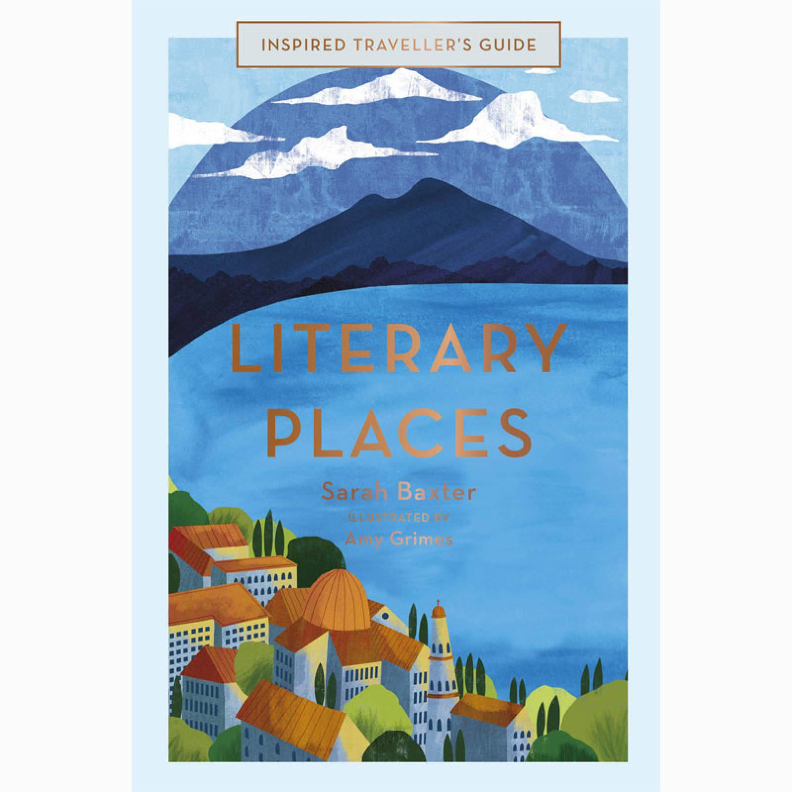 Literary Places - Hardback Book