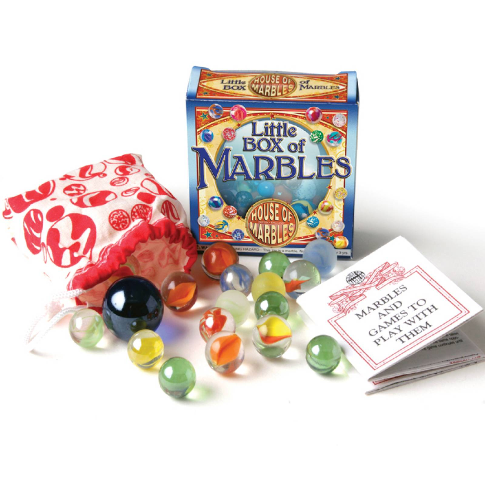 Little Box of Marbles
