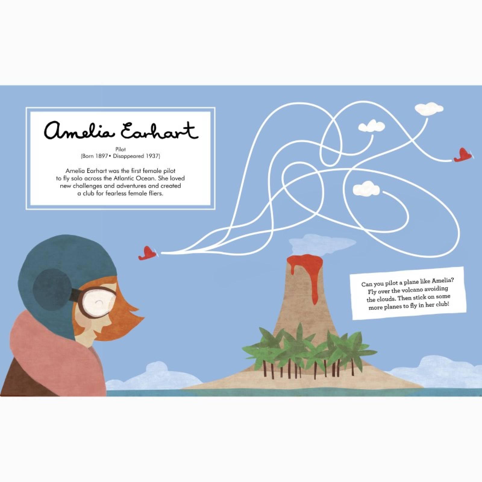 Little People Big Dream - Sticker Activity Book thumbnails