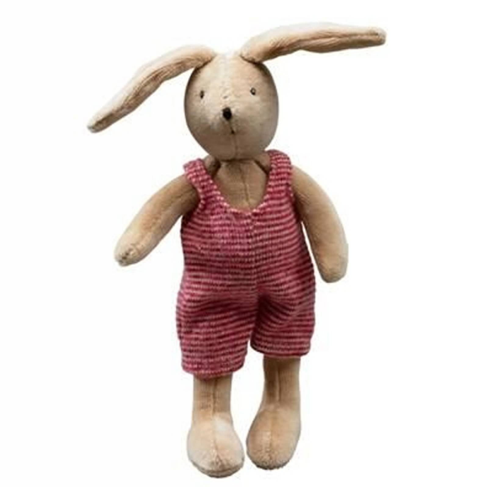 Little Sylvain the Rabbit Moulin Roty Soft Toy 30cm