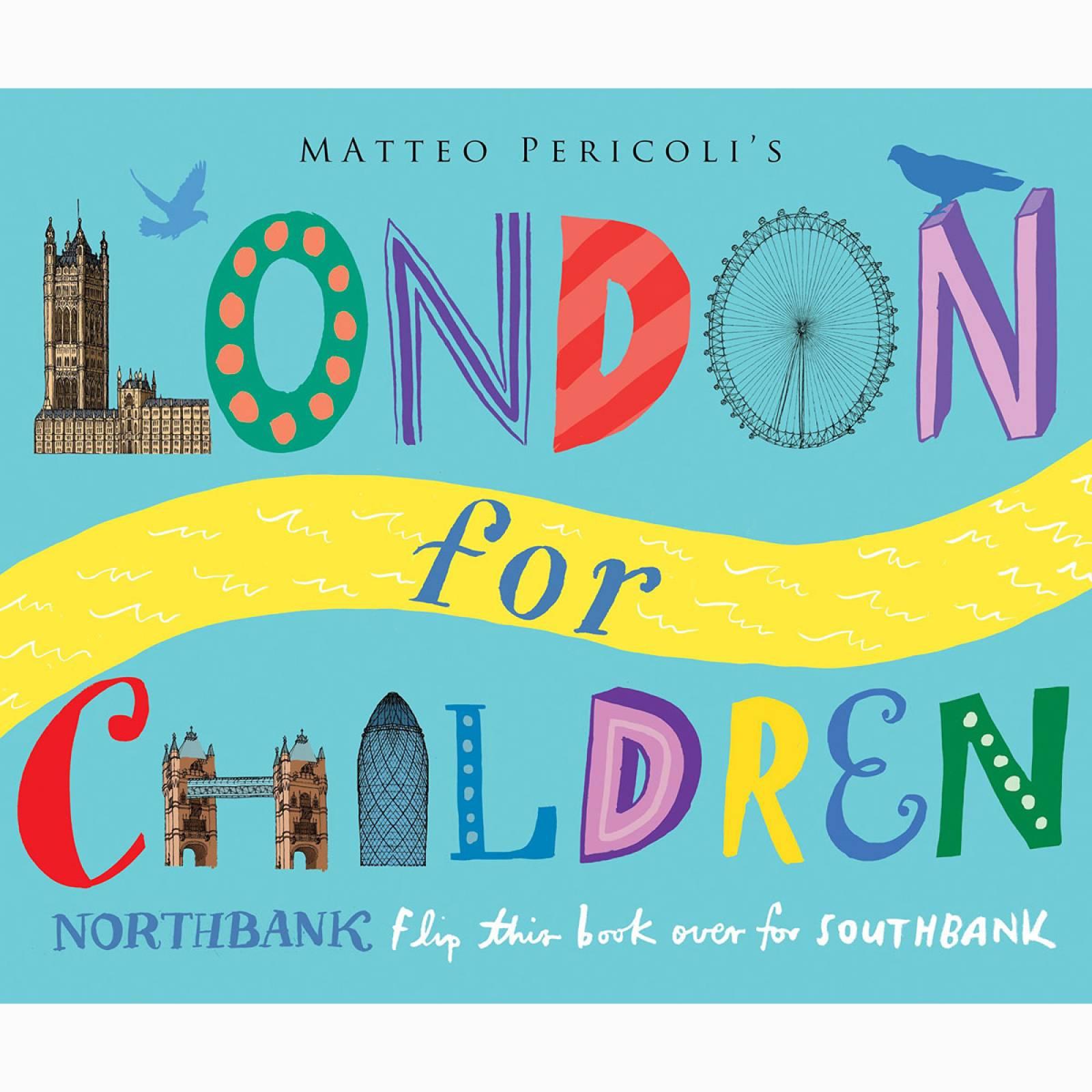 London For Children - Hardback Book