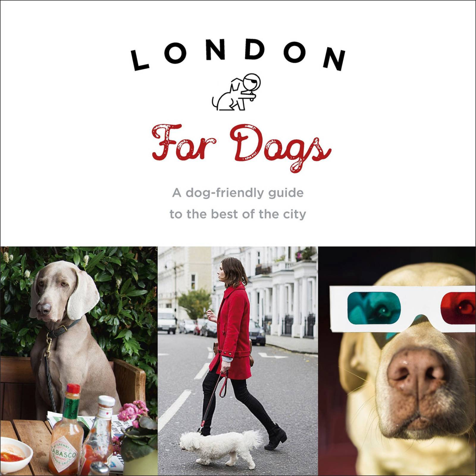 London For Dogs - Paperback Book