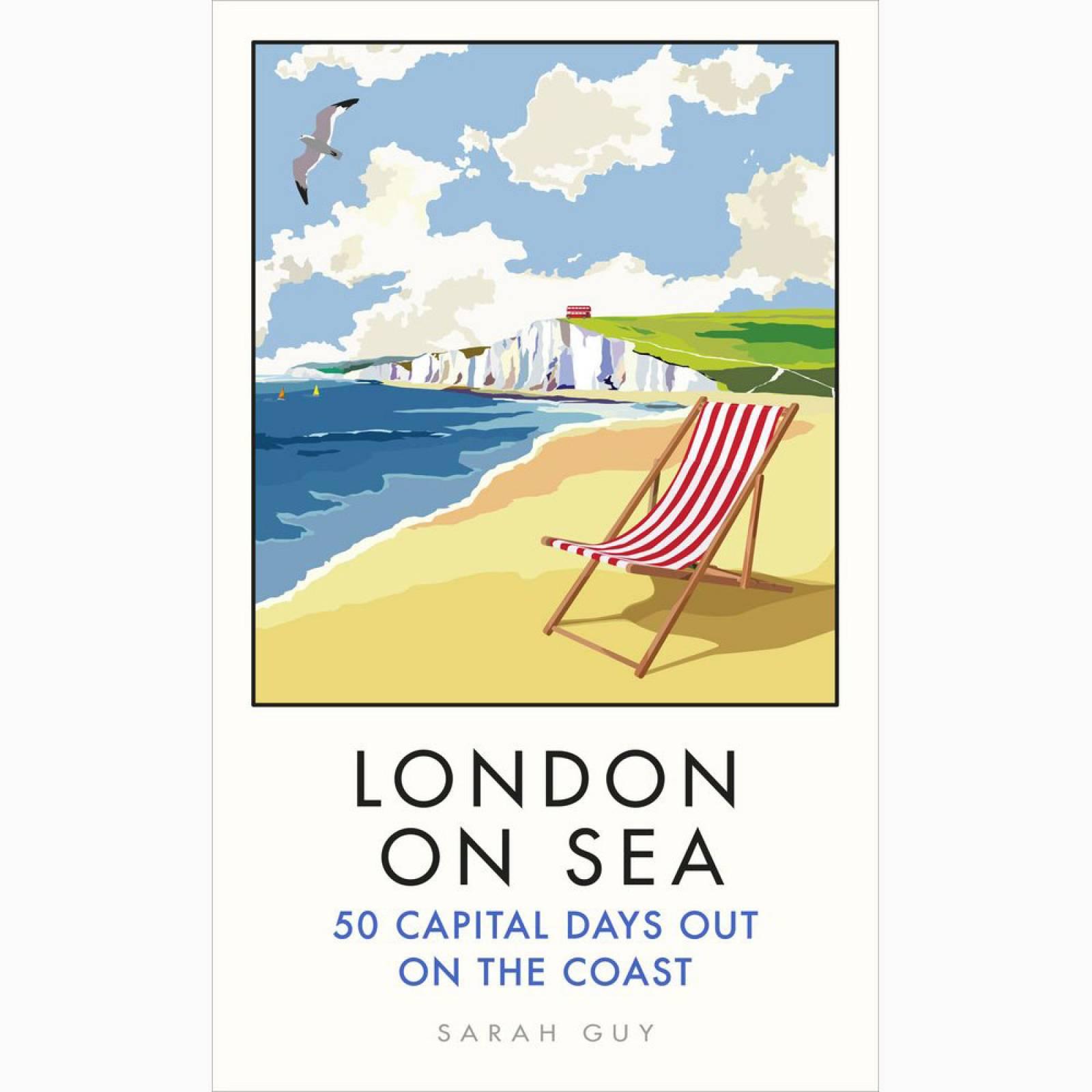 London On Sea - Hardback Book