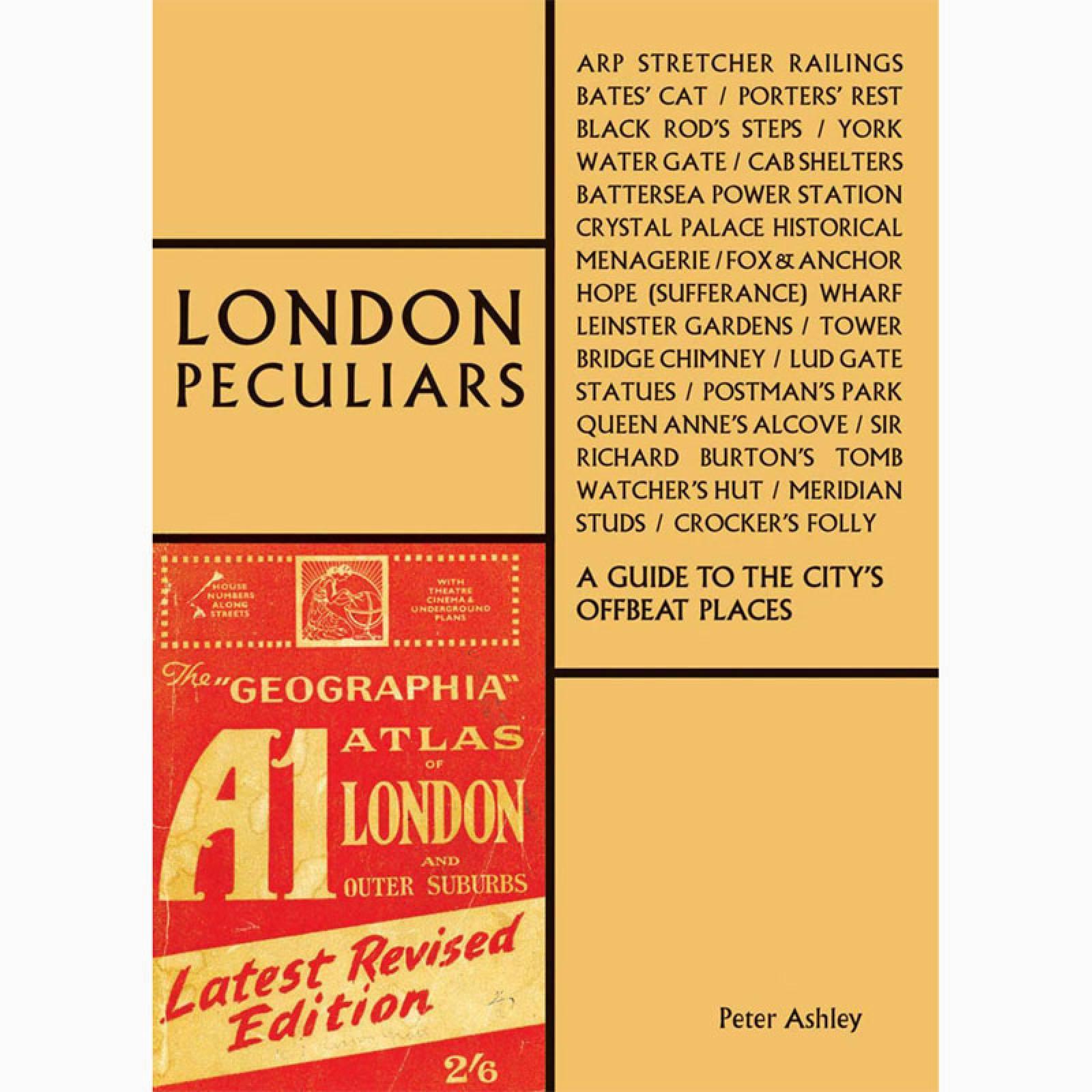 London Peculiars - Paperback Book