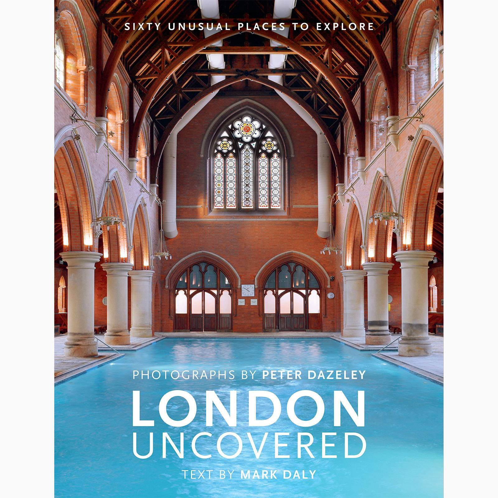 London Uncovered - Hardbook Book