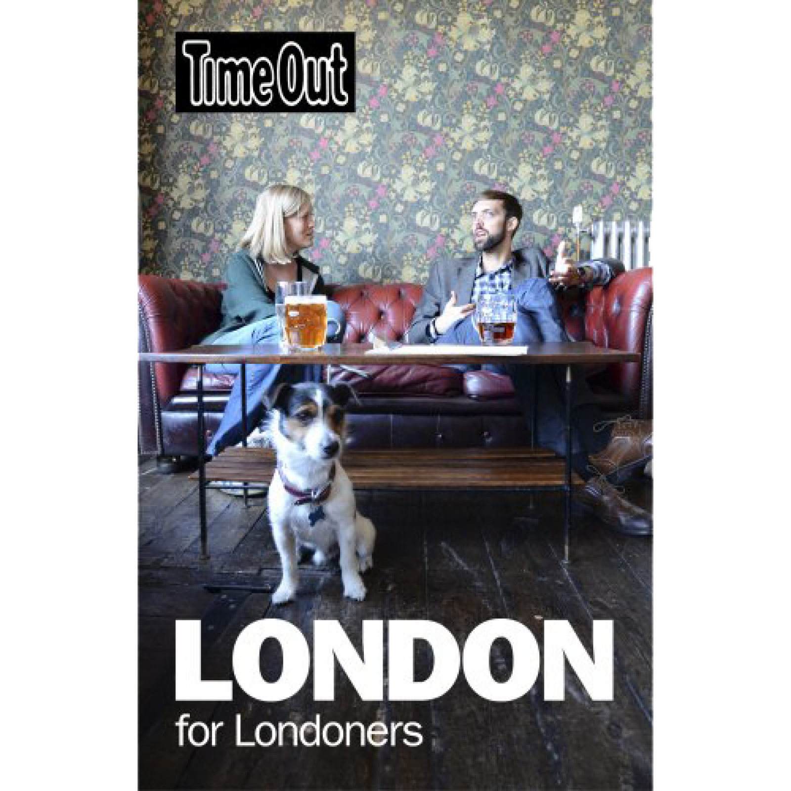 Time Out London For Londoners Paperback Book