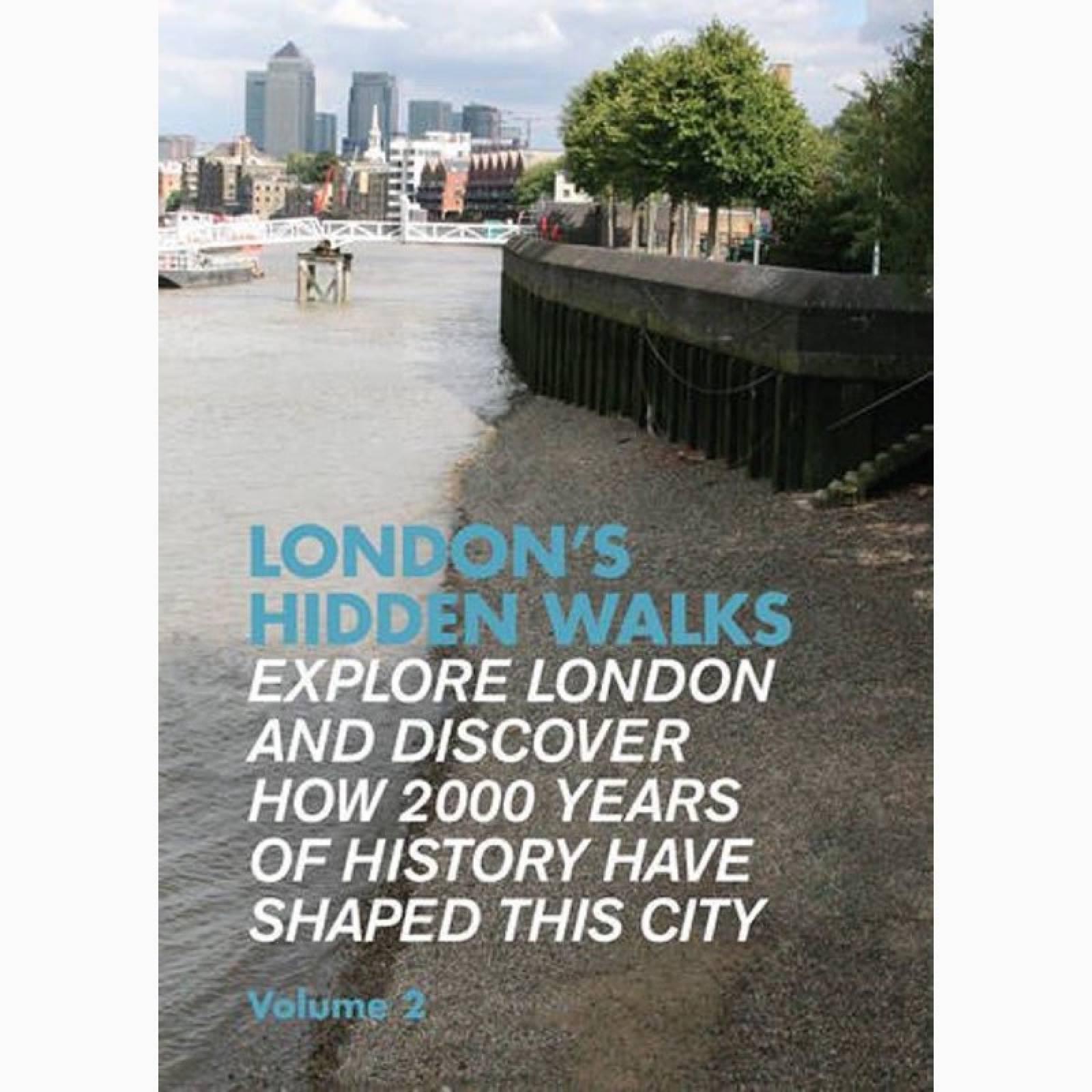 London's Hidden Walks Vol. 2 - Paperback Book