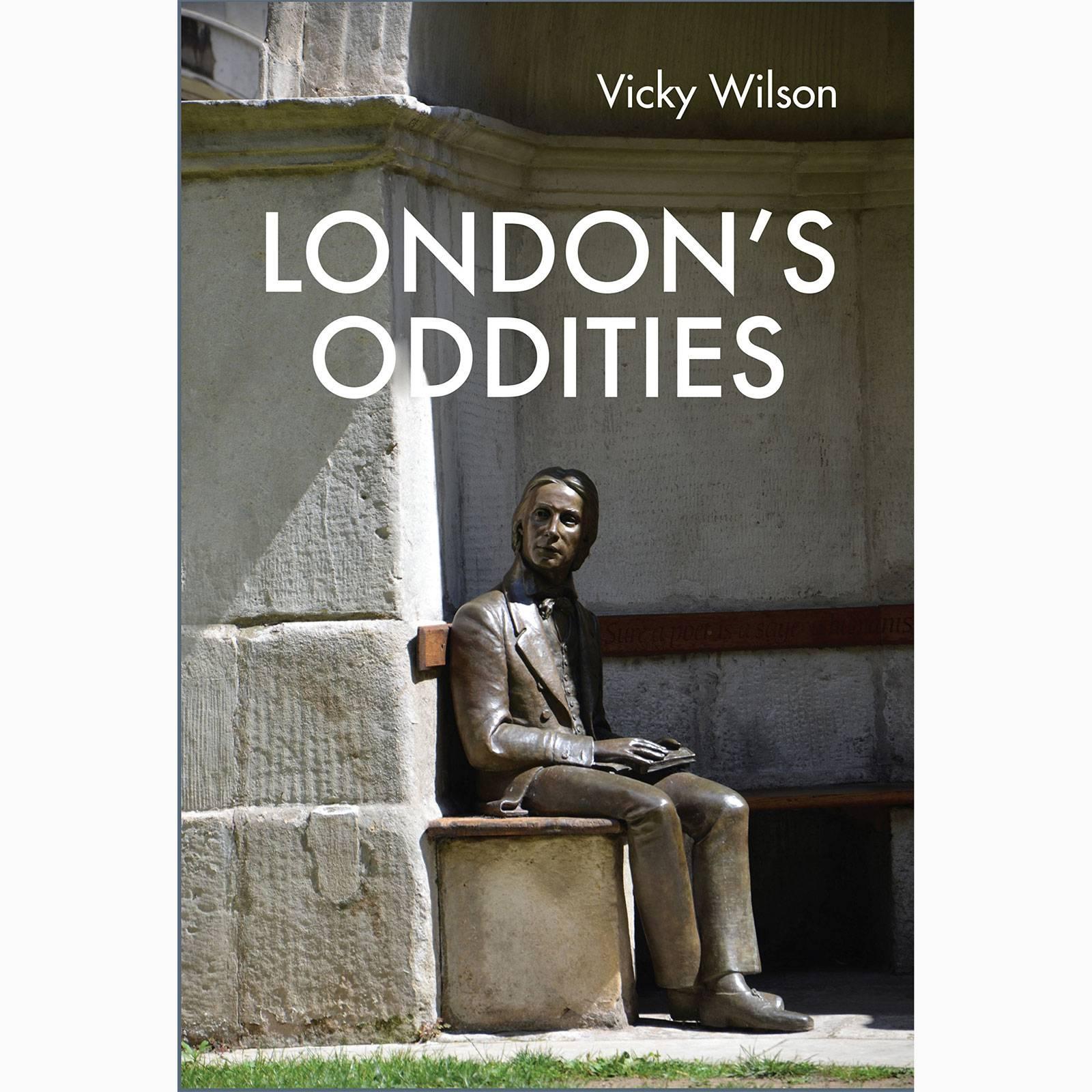 London's Oddities - Hardback Book