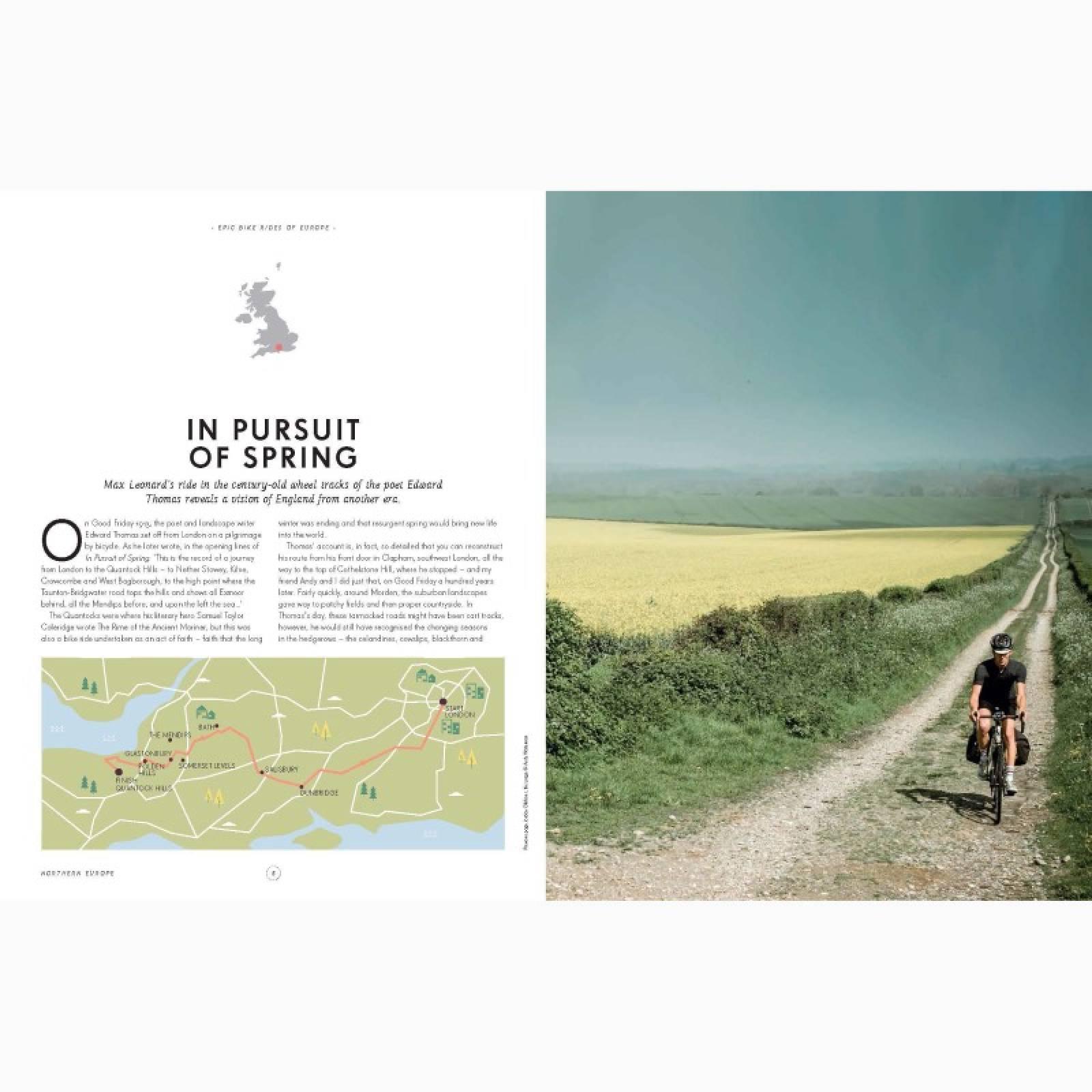Lonely Planet Epic Bike Rides Of Europe - Hardback Book thumbnails