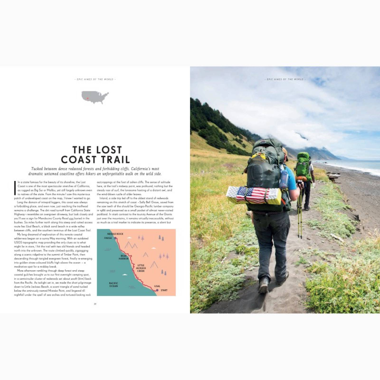 Lonely Planet Epic Hikes Of The World - Hardback Book thumbnails