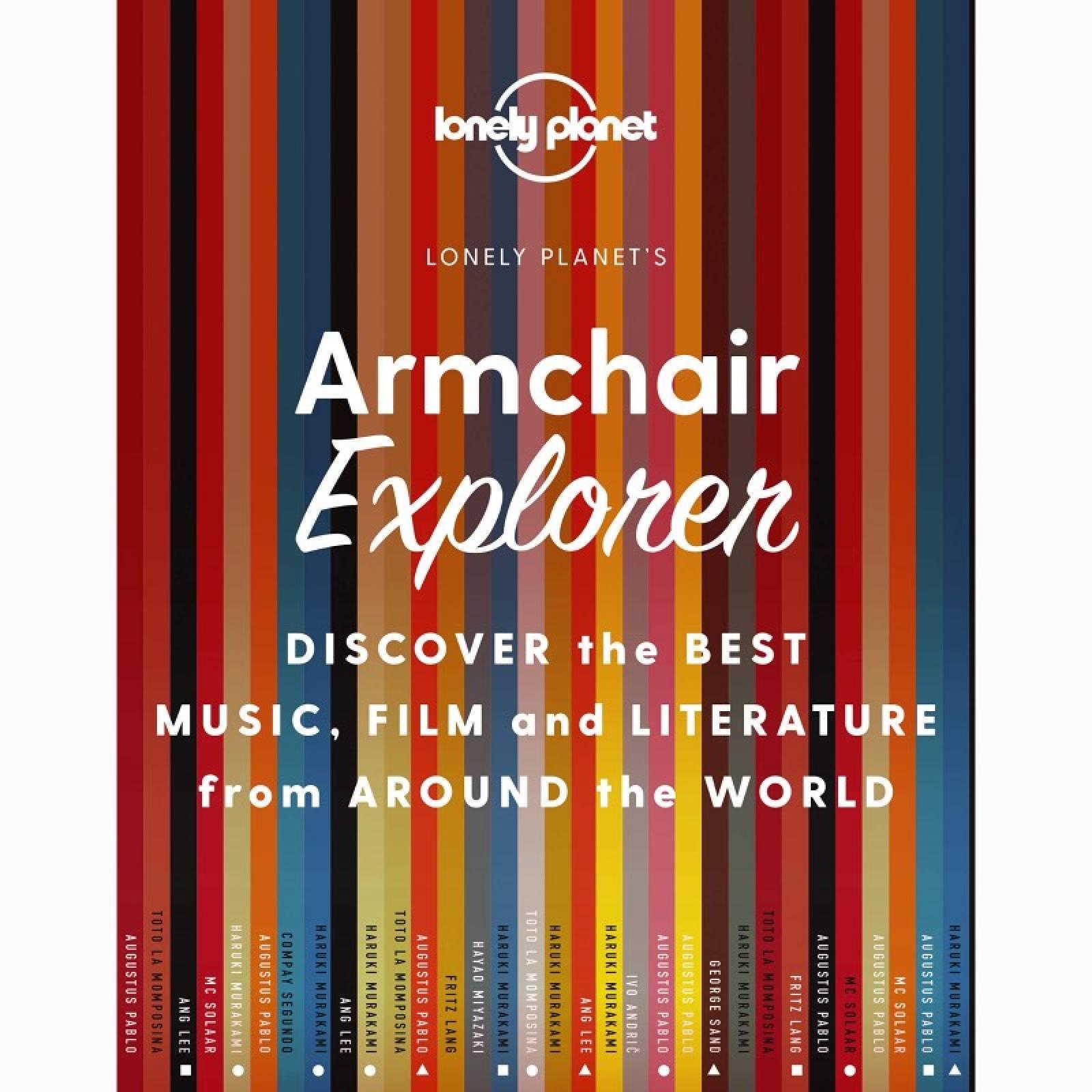 Lonely Planet's Armchair Explorer - Hardback Book