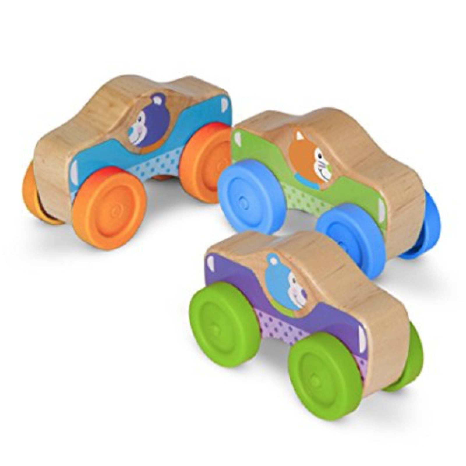 Animal Stacking Cars 9mth+ thumbnails