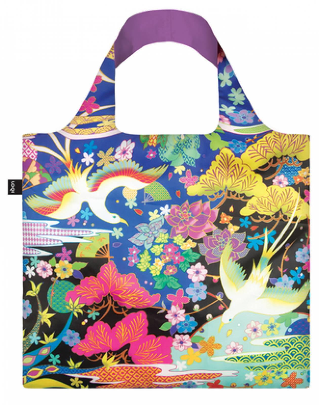 Shinpei Naito - Reusable Tote Bag With Pouch