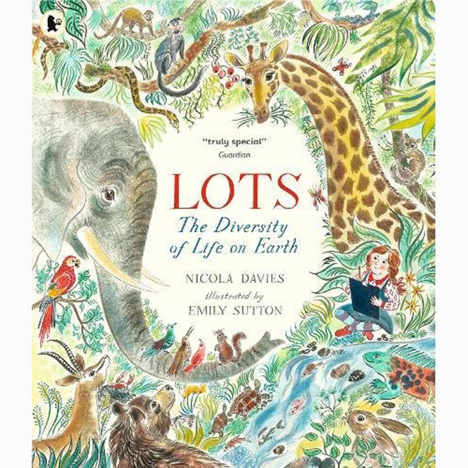 Lots: The Diversity Of Life On Earth - Paperback Book