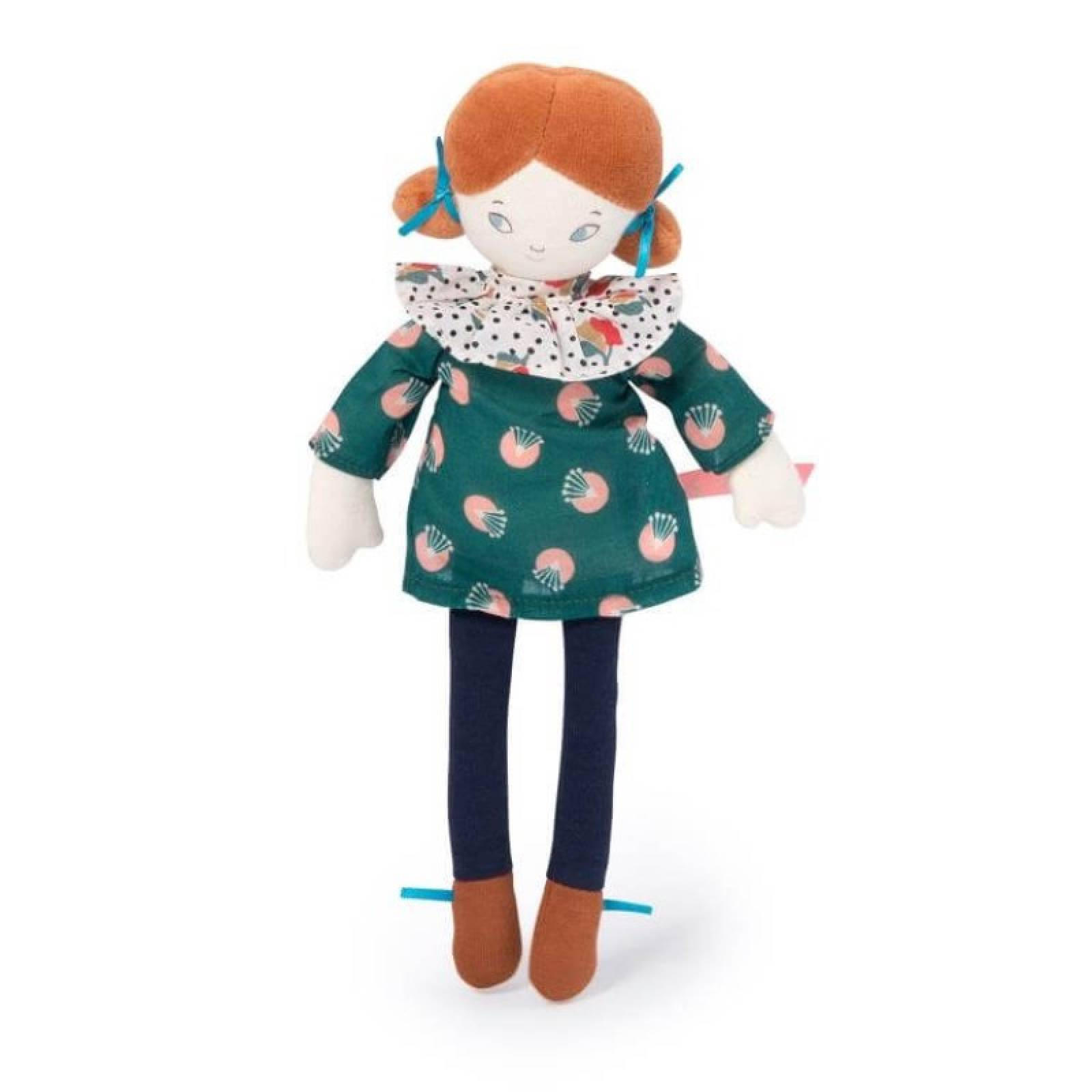 Mademoiselle Blanche Les Parisiennes Soft Toy Doll 1+