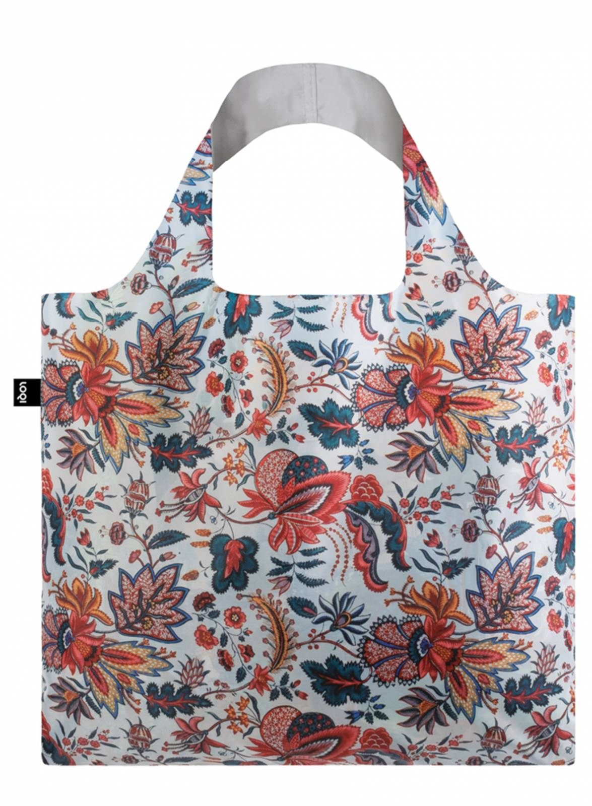 Indian Decor - Reusable Tote Bag With Pouch thumbnails