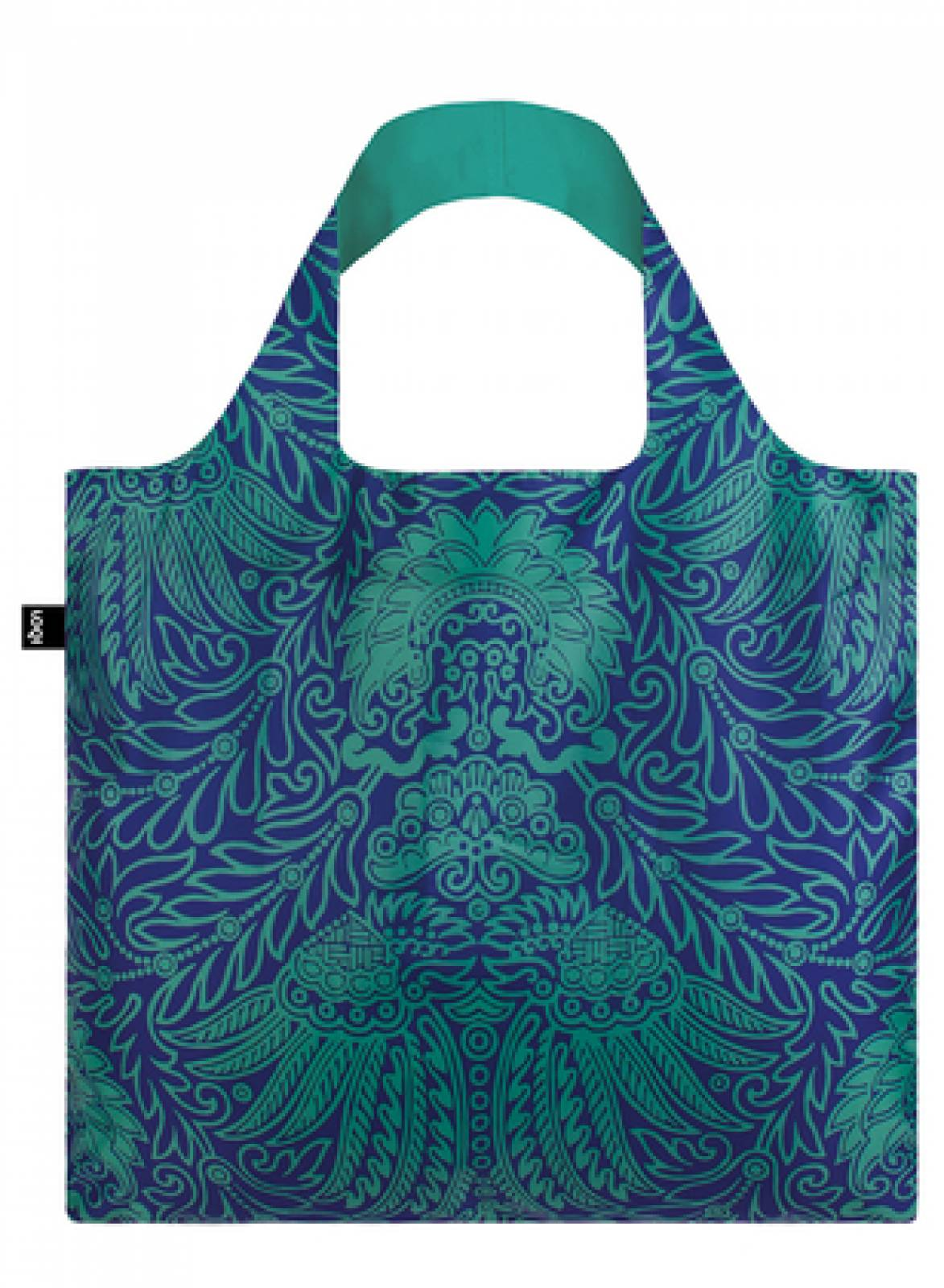 Japanese Decor - Reusable Tote Bag With Pouch