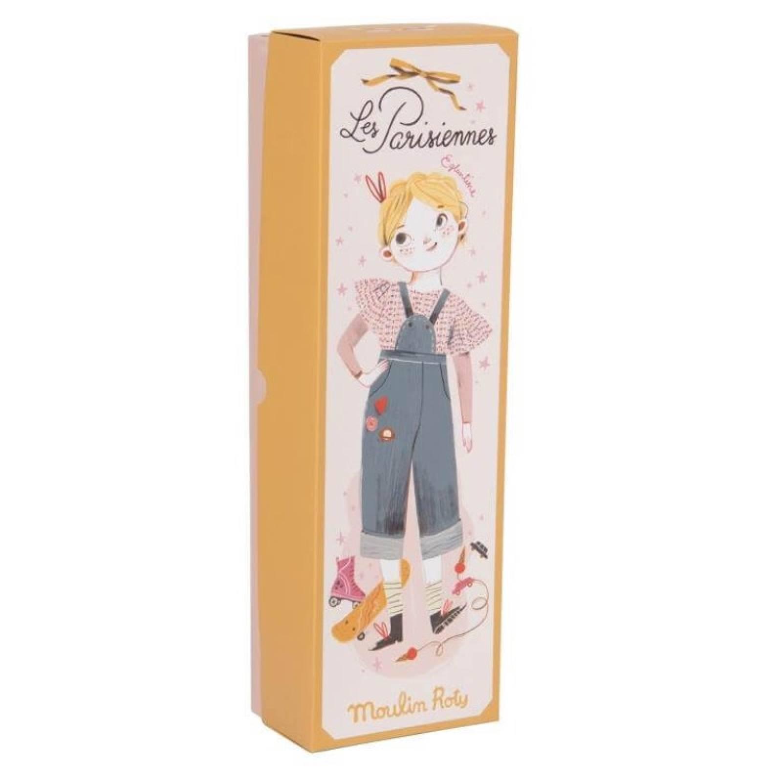 Mademoiselle Eglantine Les Parisiennes Doll 1+ thumbnails