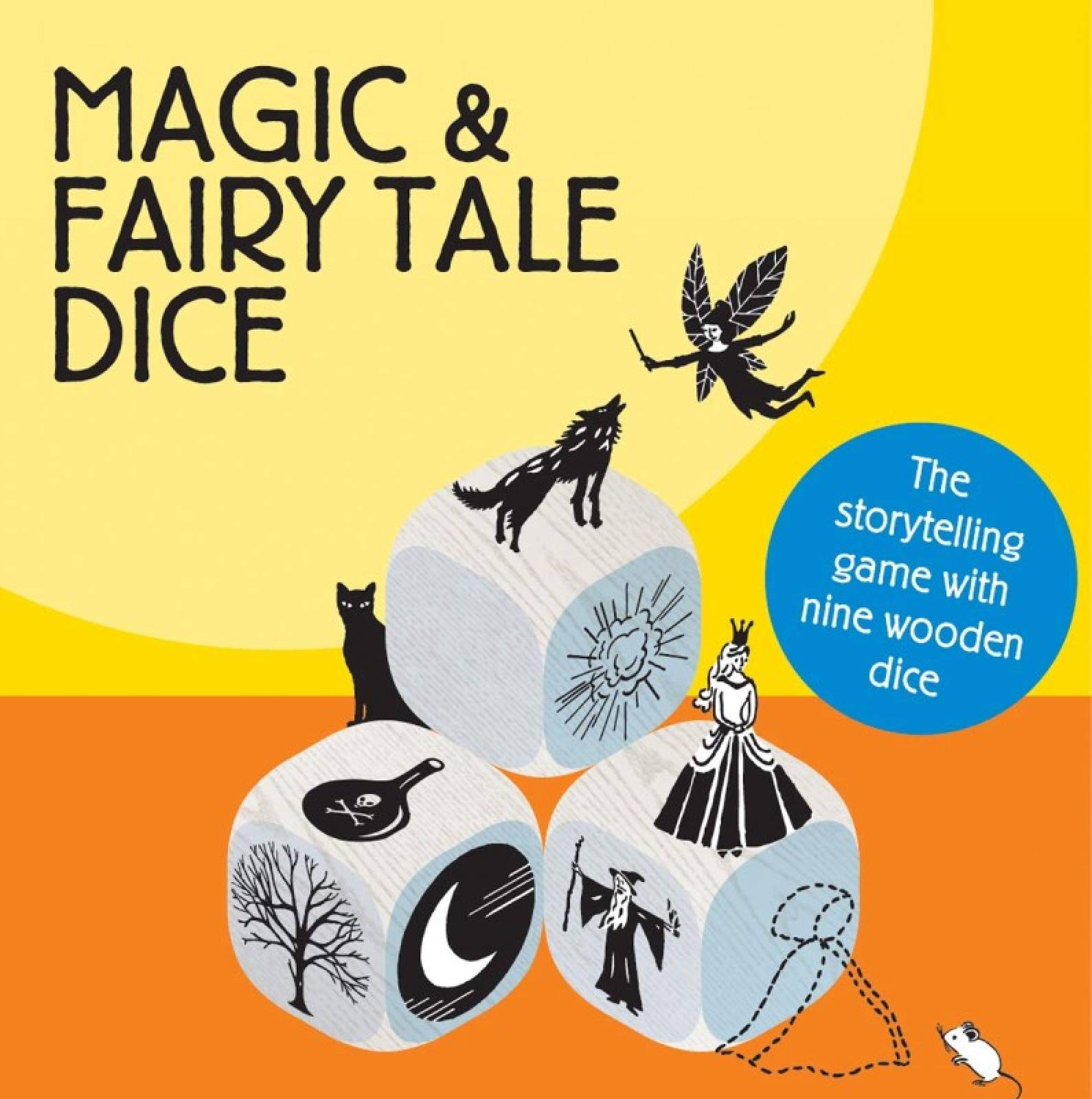 Magic And Fairy-Tale Dice Story Telling Game