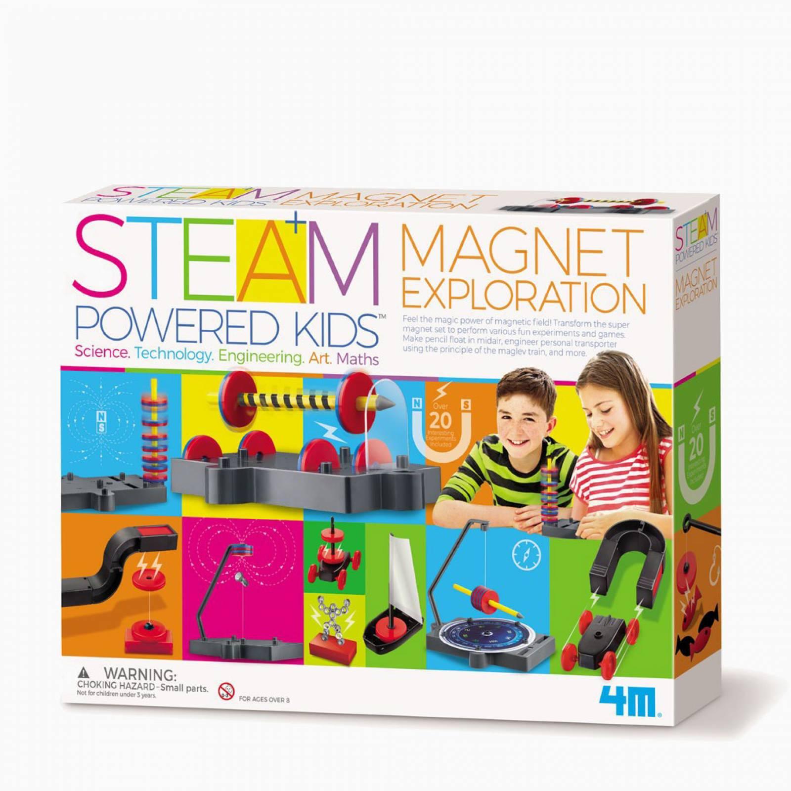 Magnet Exploration - Stem Science Kit 8+