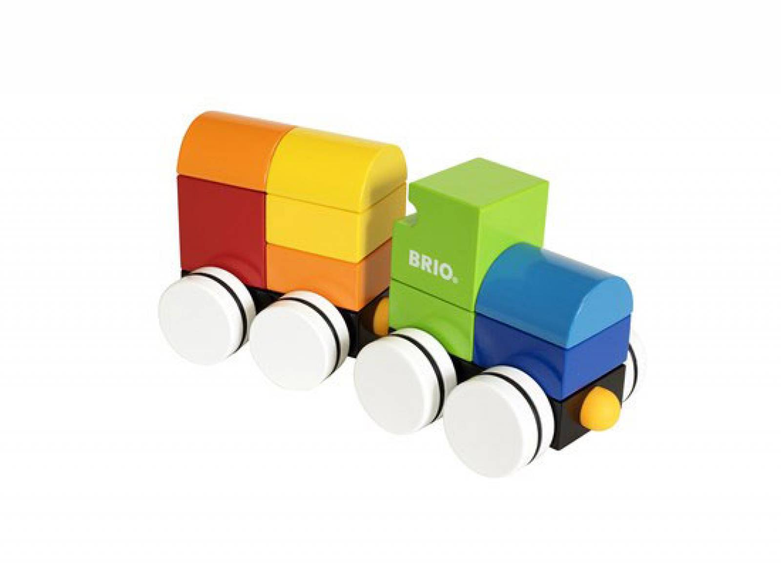 Magnetic Train Toy By BRIO 1+