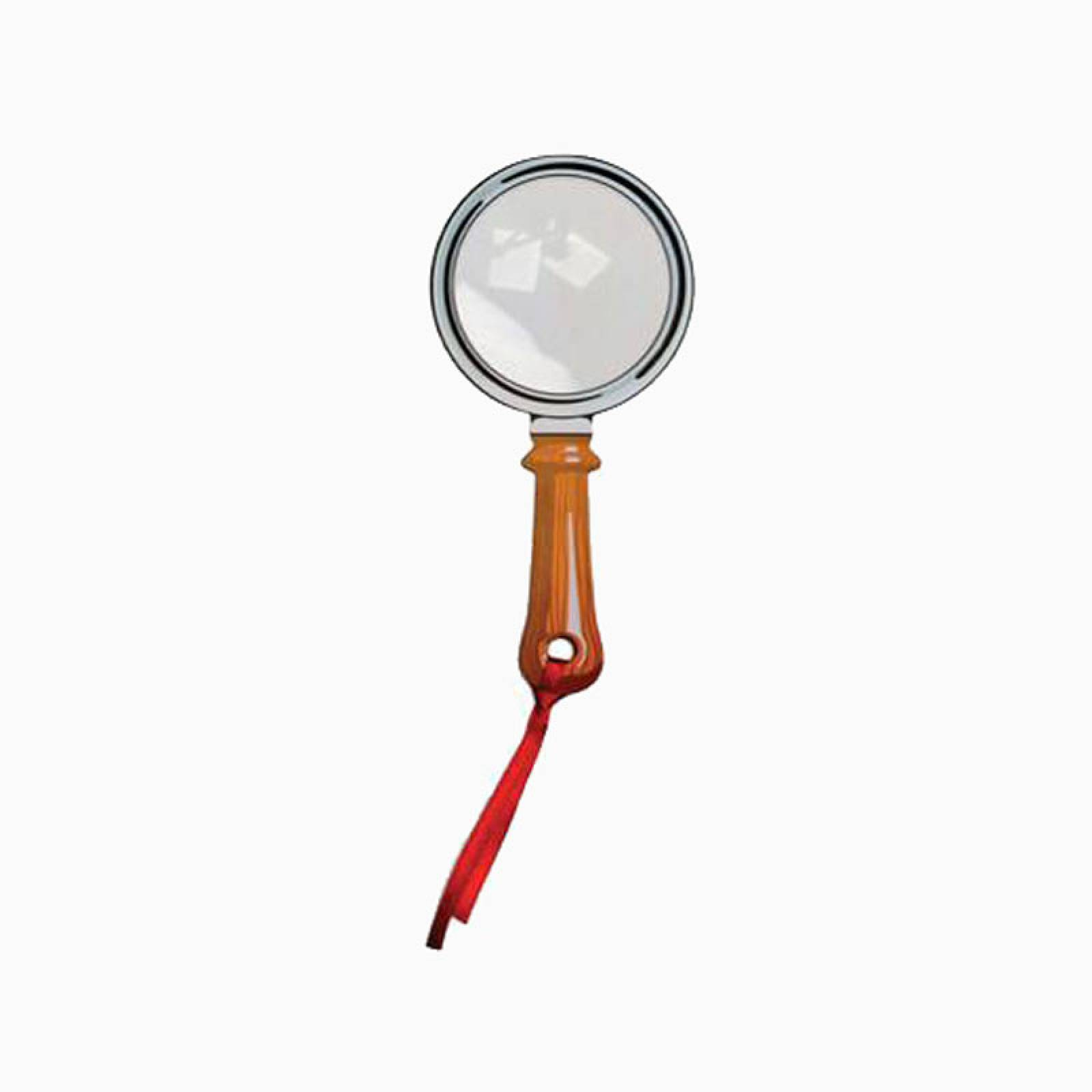 Magnifying Glass Bookmark