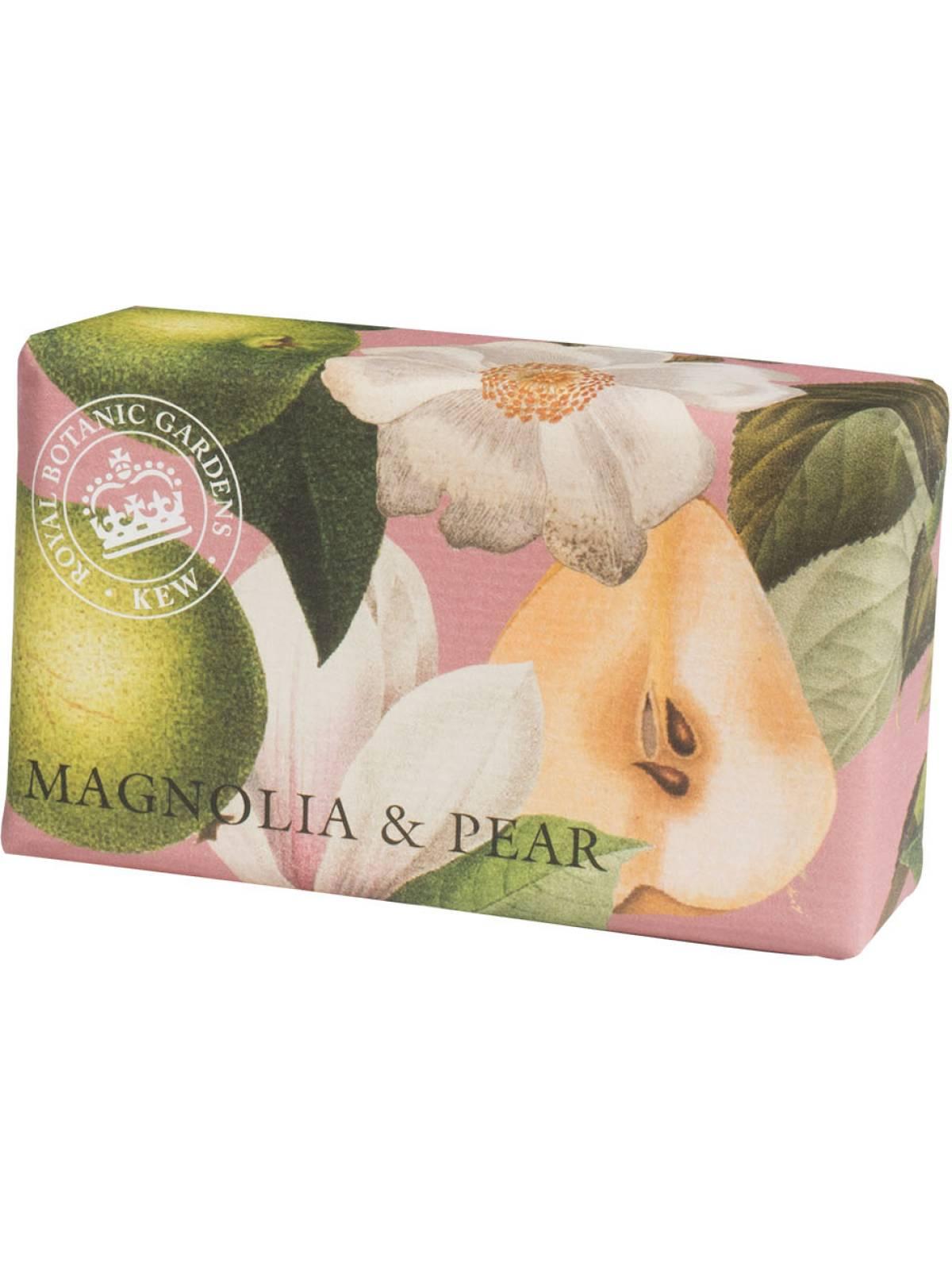Magnolia & Pear Kew Gardens Soap 240g