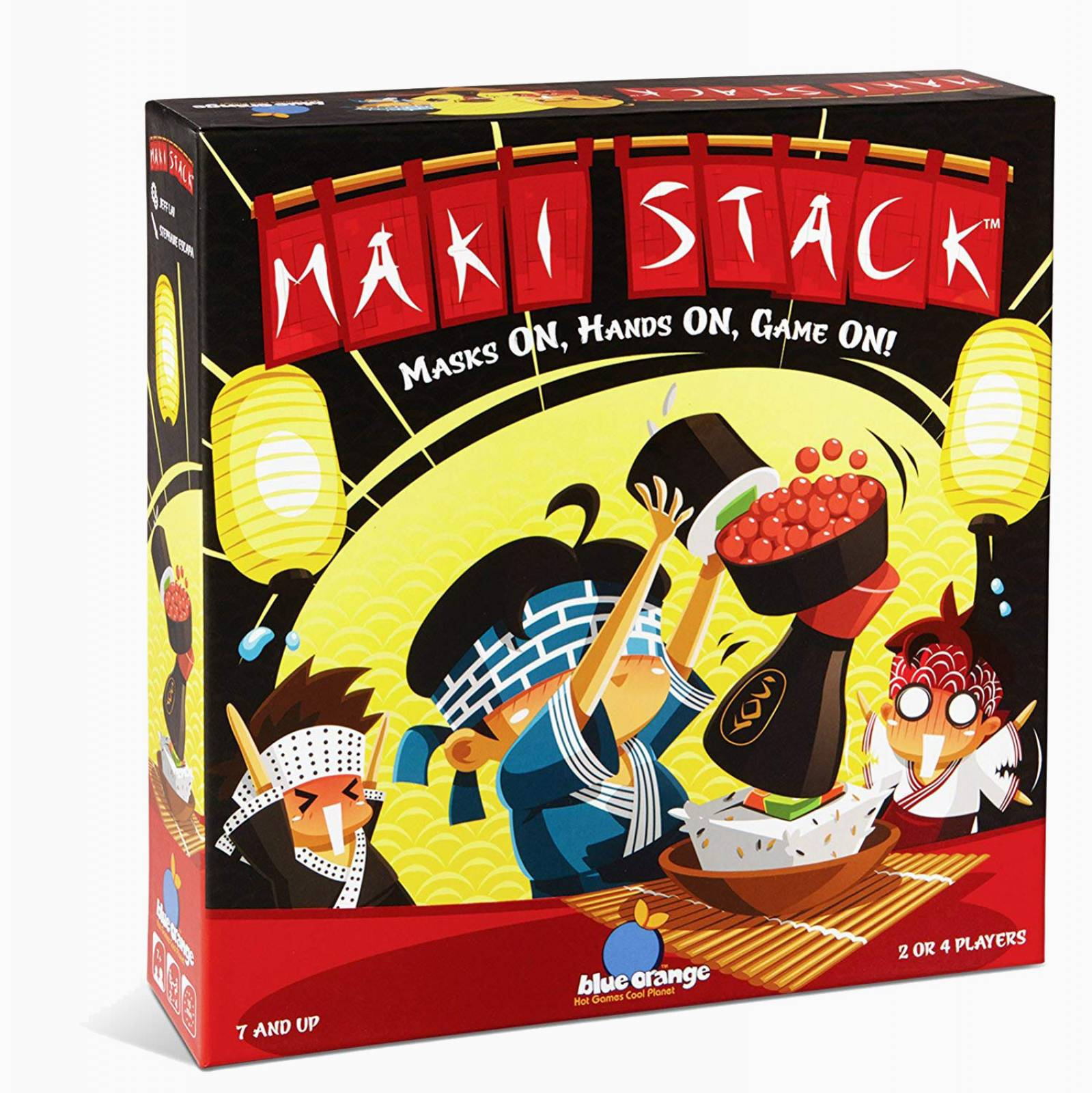 Maki Stack Party Game 7+