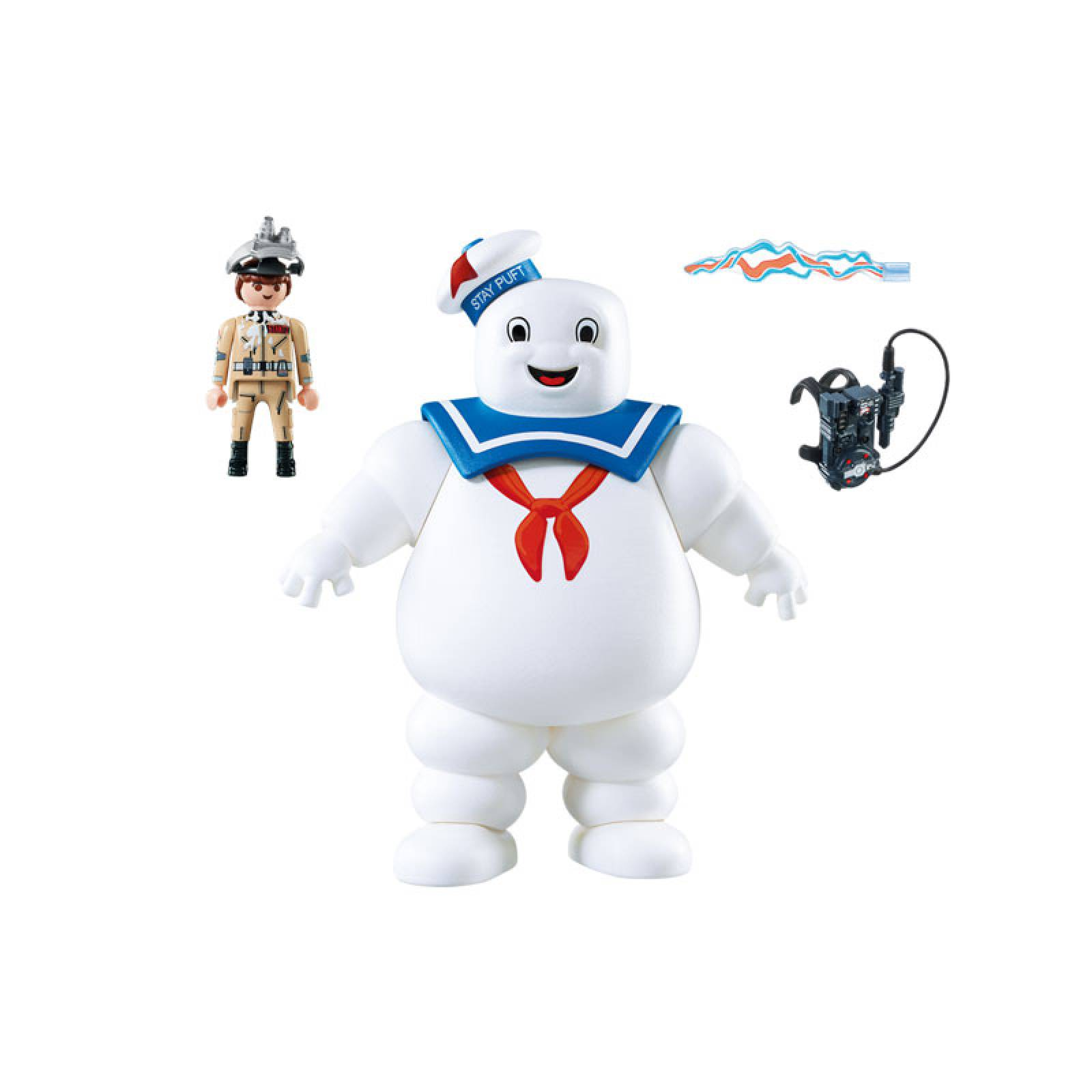 Ghostbusters™ Stay Puft Marshmallow Man Playmobil 9221 6+ thumbnails