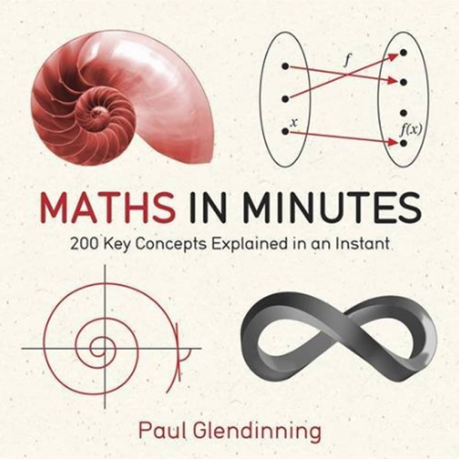 Maths In Minutes Book By  Paul Glendinning