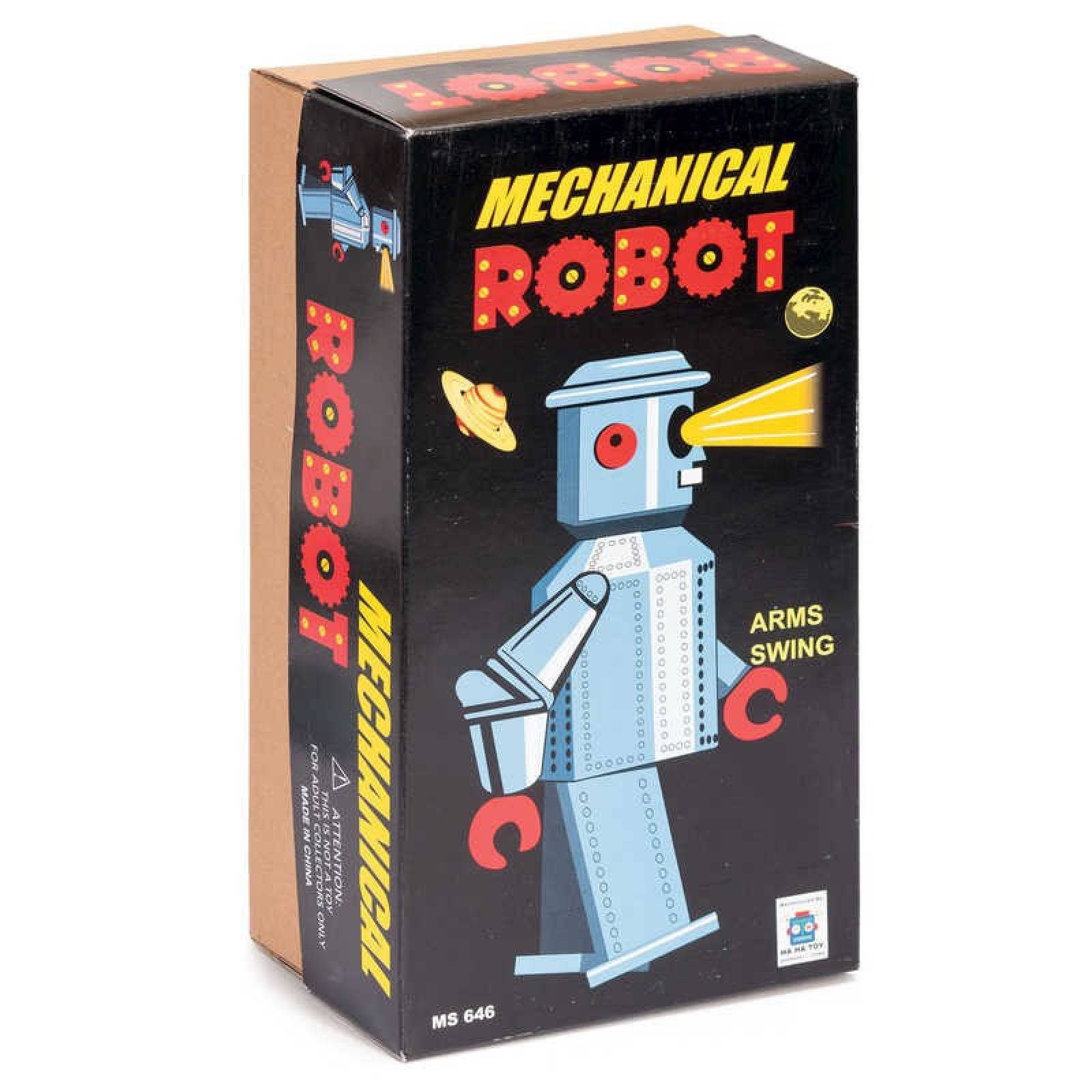 Mechanical Robot Tin Toy thumbnails