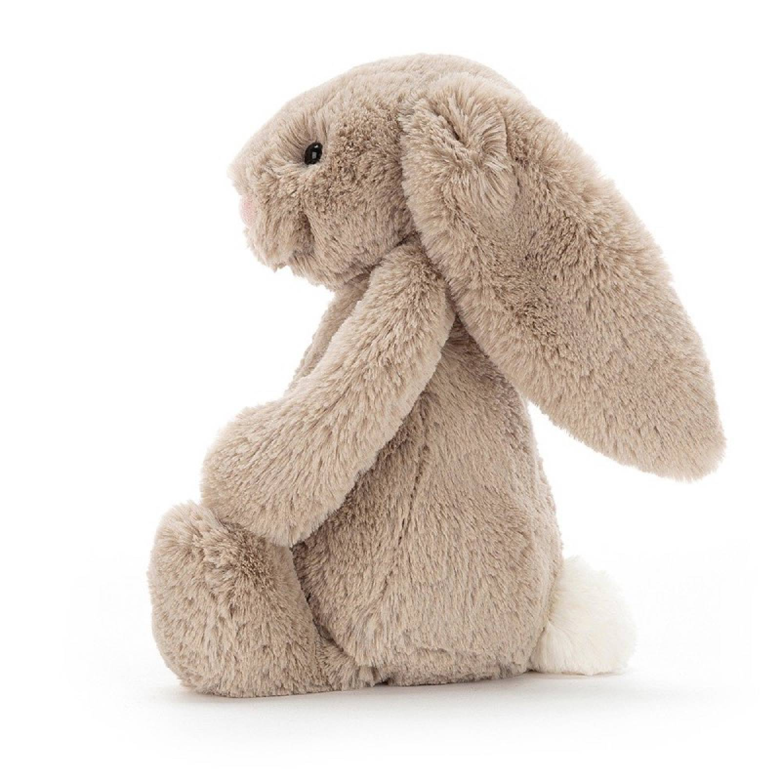 Medium Bashful Bunny In Beige Soft Toy By Jellycat thumbnails