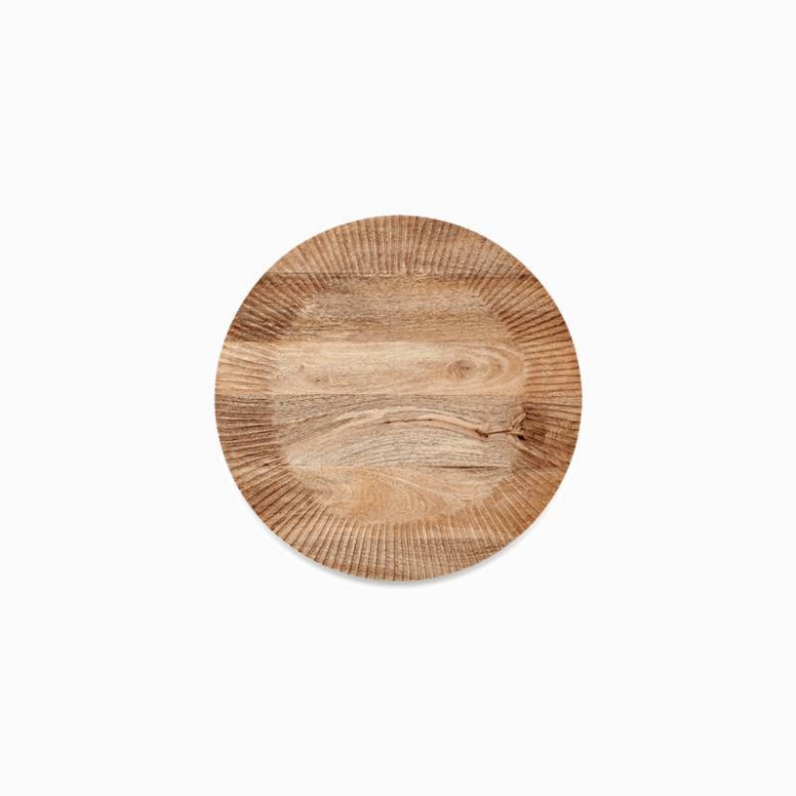 Medium Sunburst Wooden Chopping Board