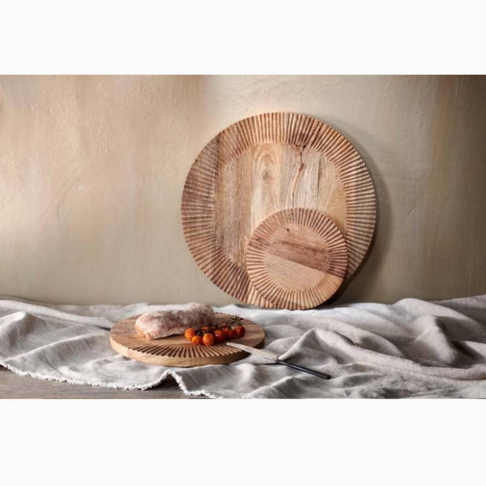 Medium Sunburst Wooden Chopping Board thumbnails