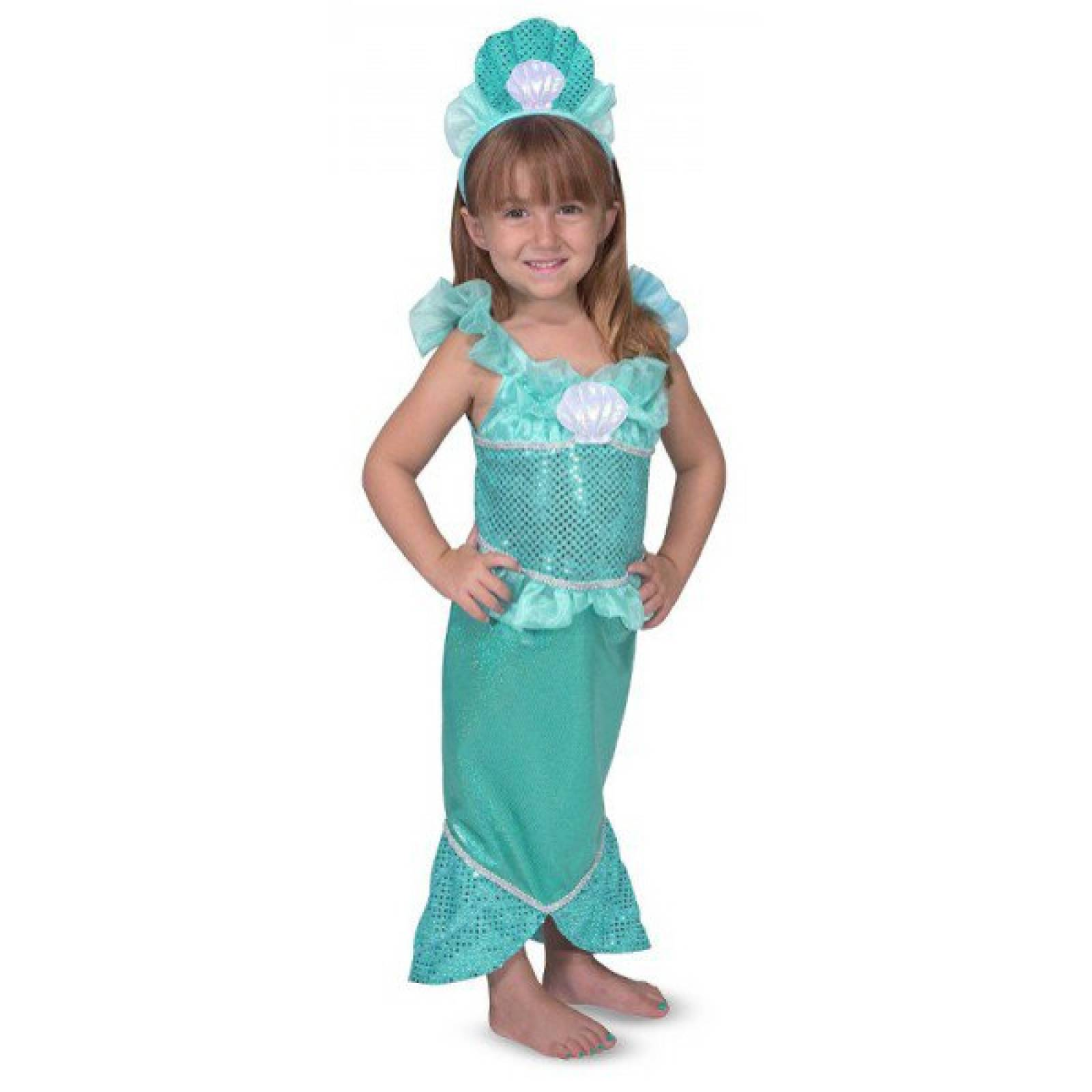 Fancy Dress Role Play Costume Set - Mermaid