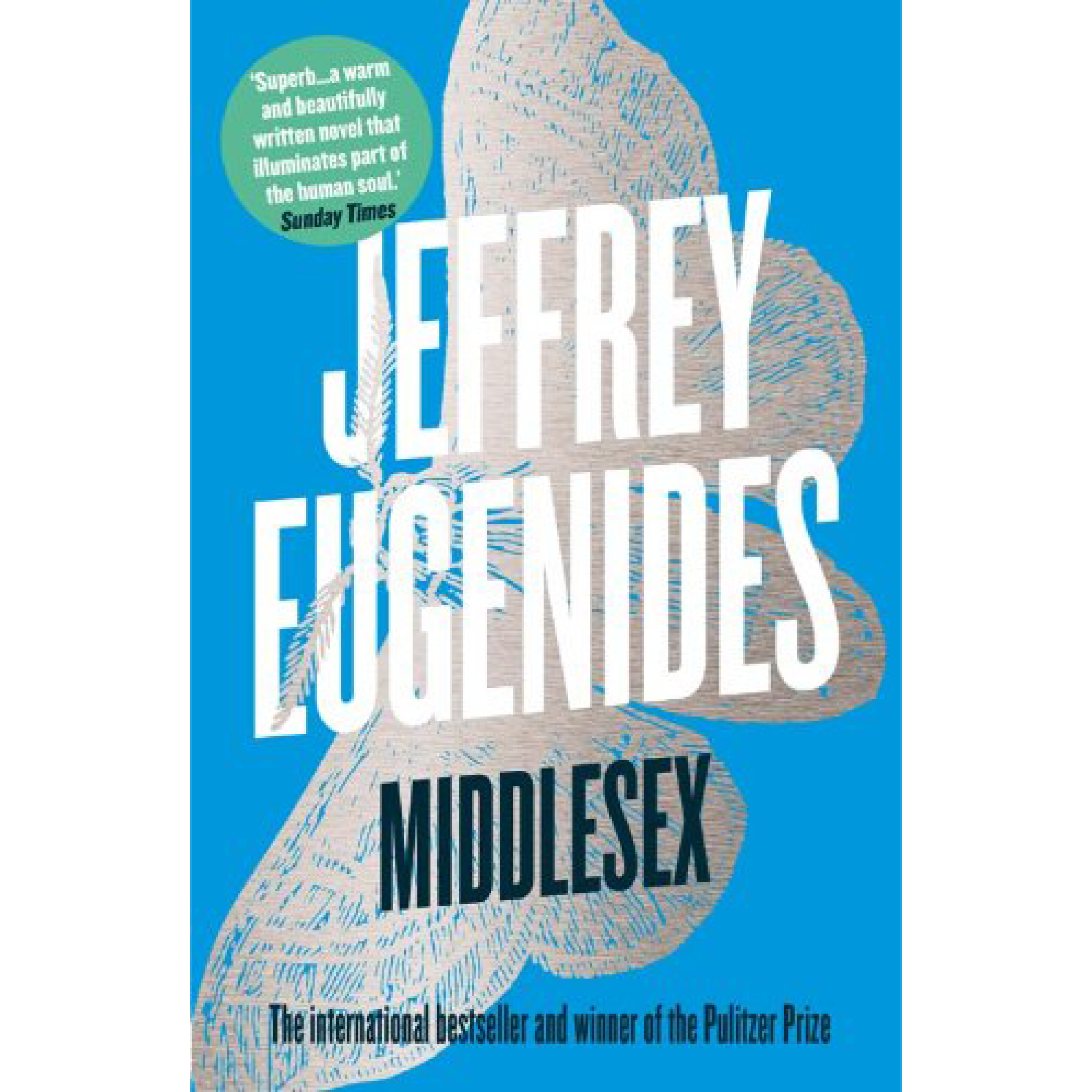 Middlesex By Jeffrey Eugenides Paperback Book