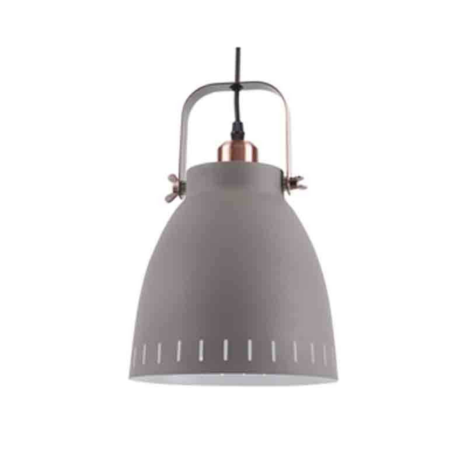 Mingle Ceiling Lamp In Grey thumbnails