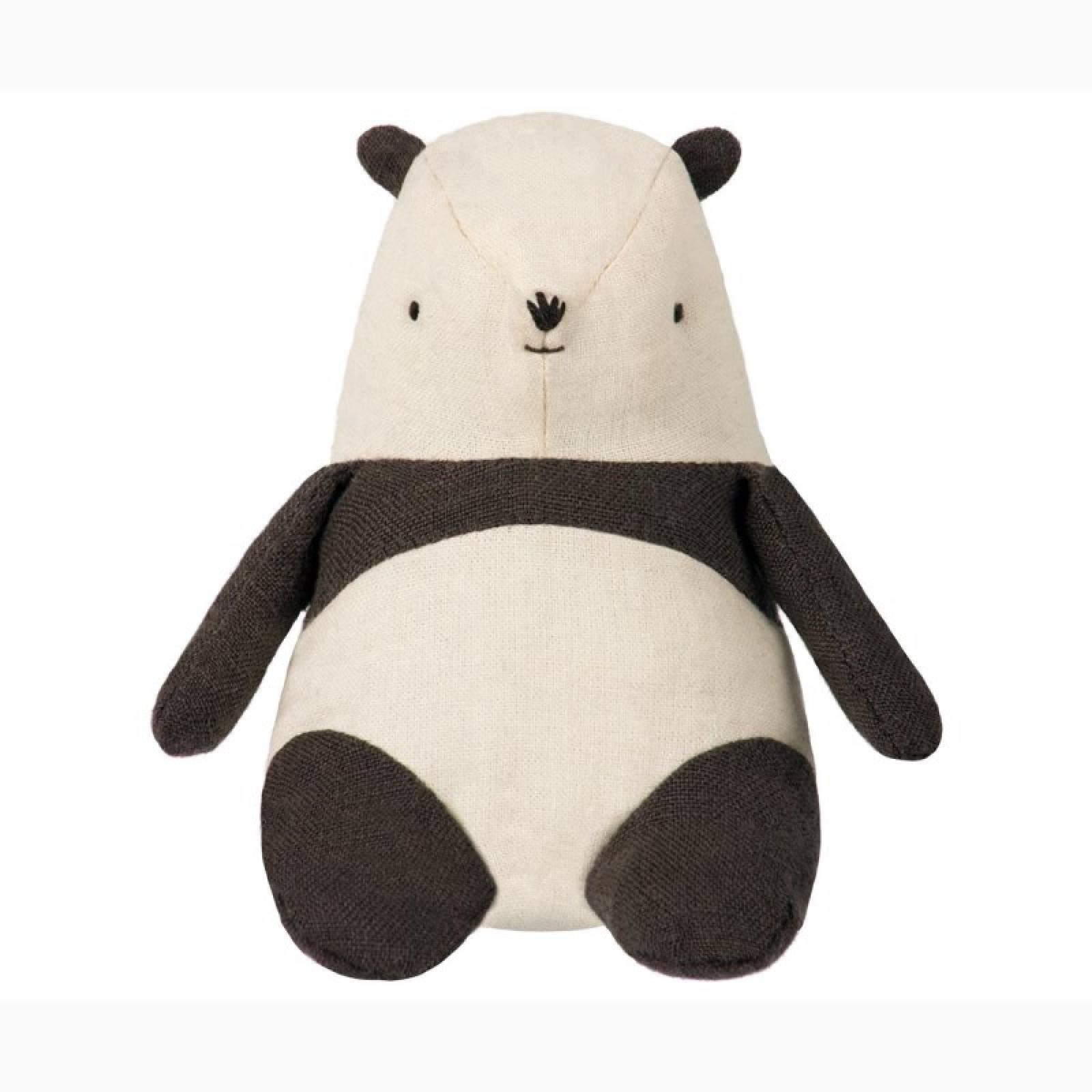 Mini Panda Soft Toy Noah's Friends By Maileg 0+