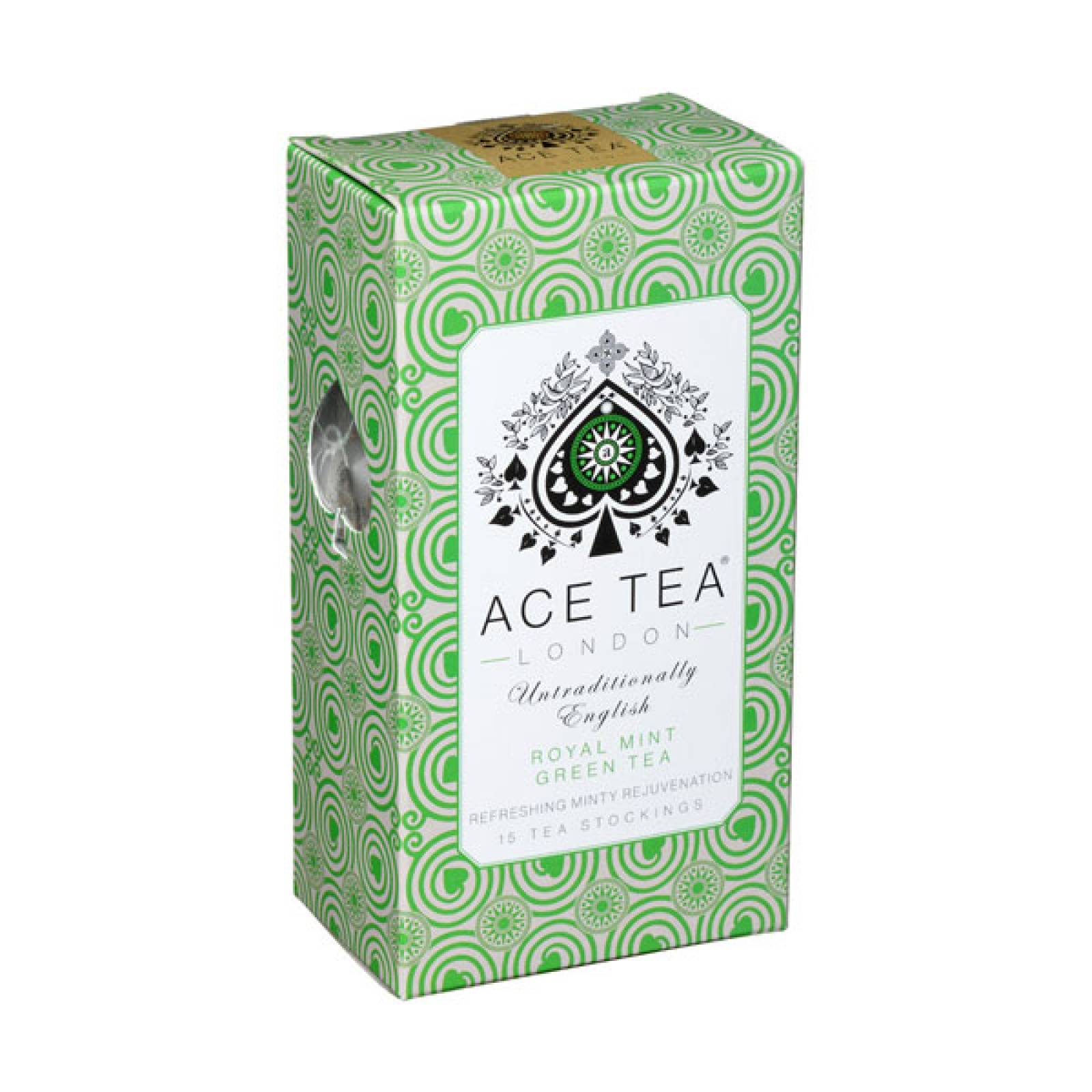 Ace Tea - Royal Mint Green Tea thumbnails