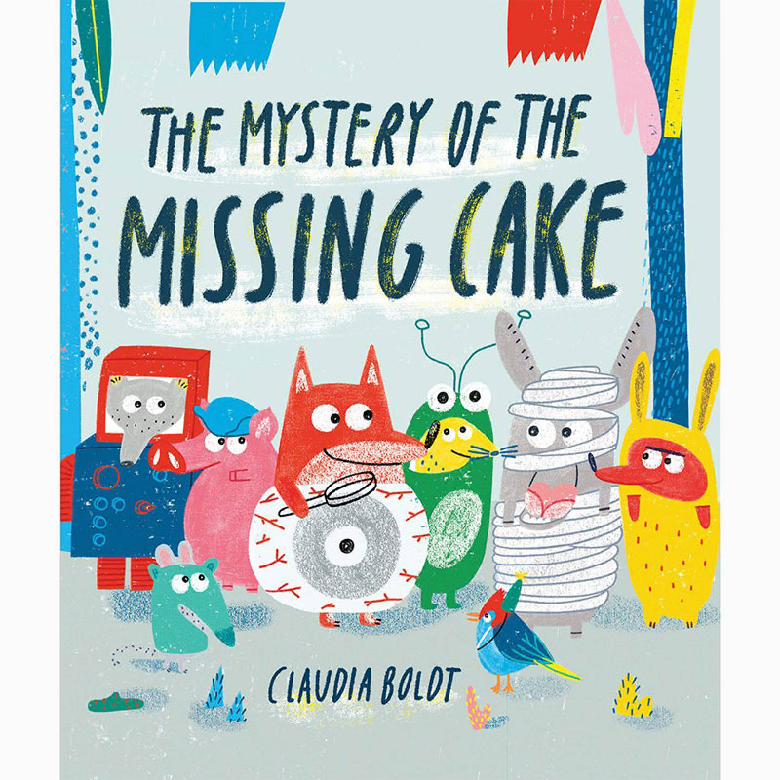 The Mystery Of The Missing Cake -  Hardback Book