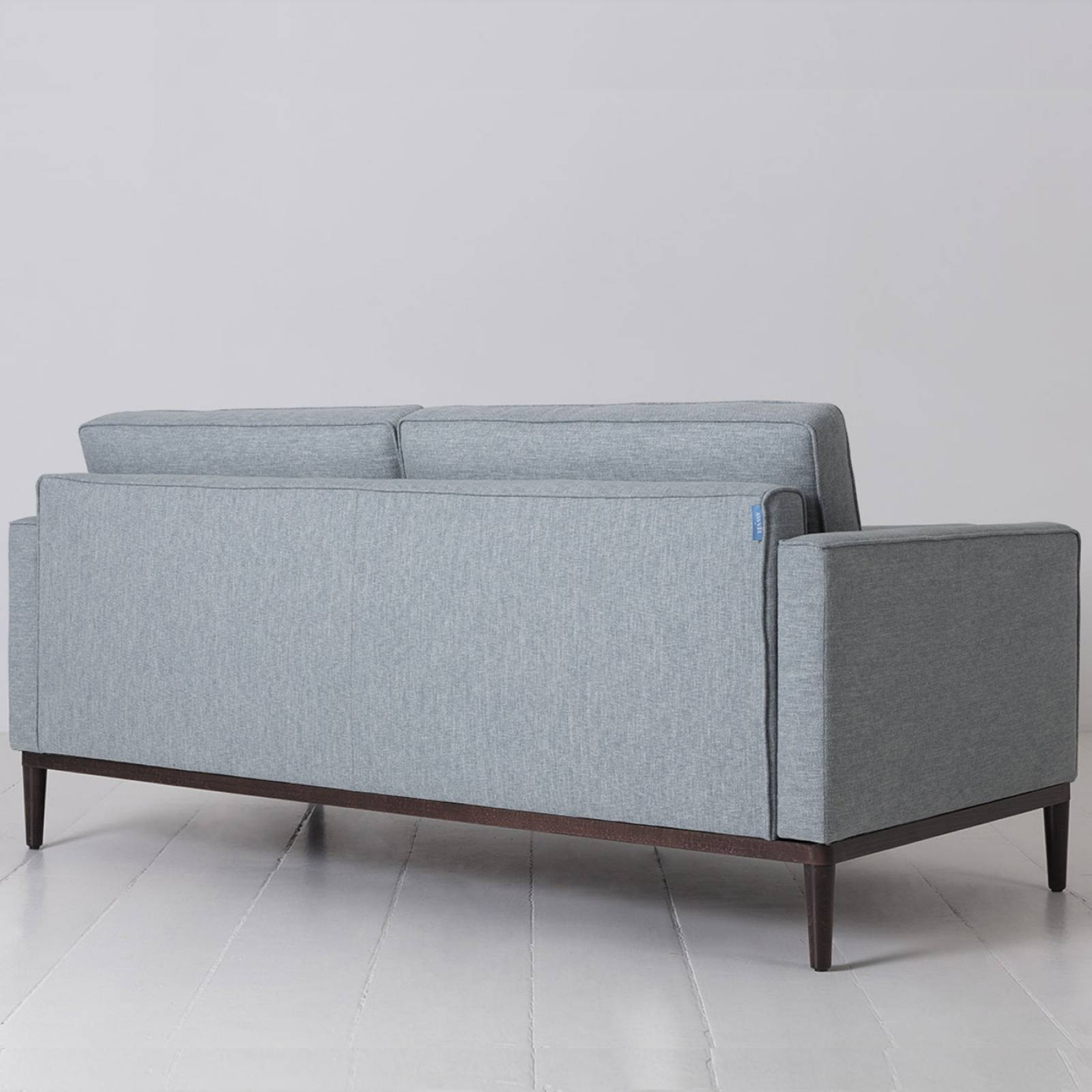 Swyft - Model 02 Linen 2 Seater Sofa - Seaglass thumbnails
