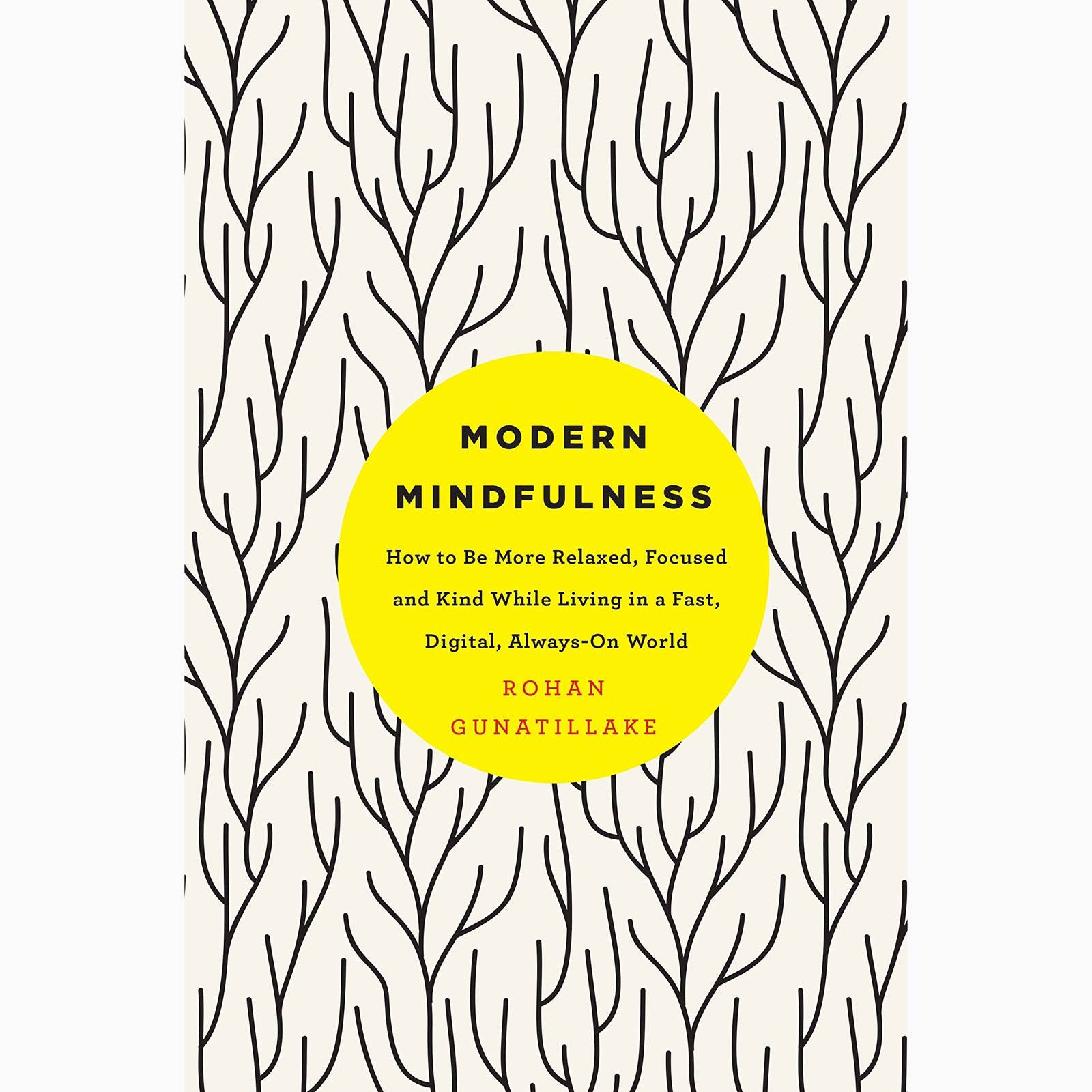 Modern Mindfulness - Paperback Book thumbnails
