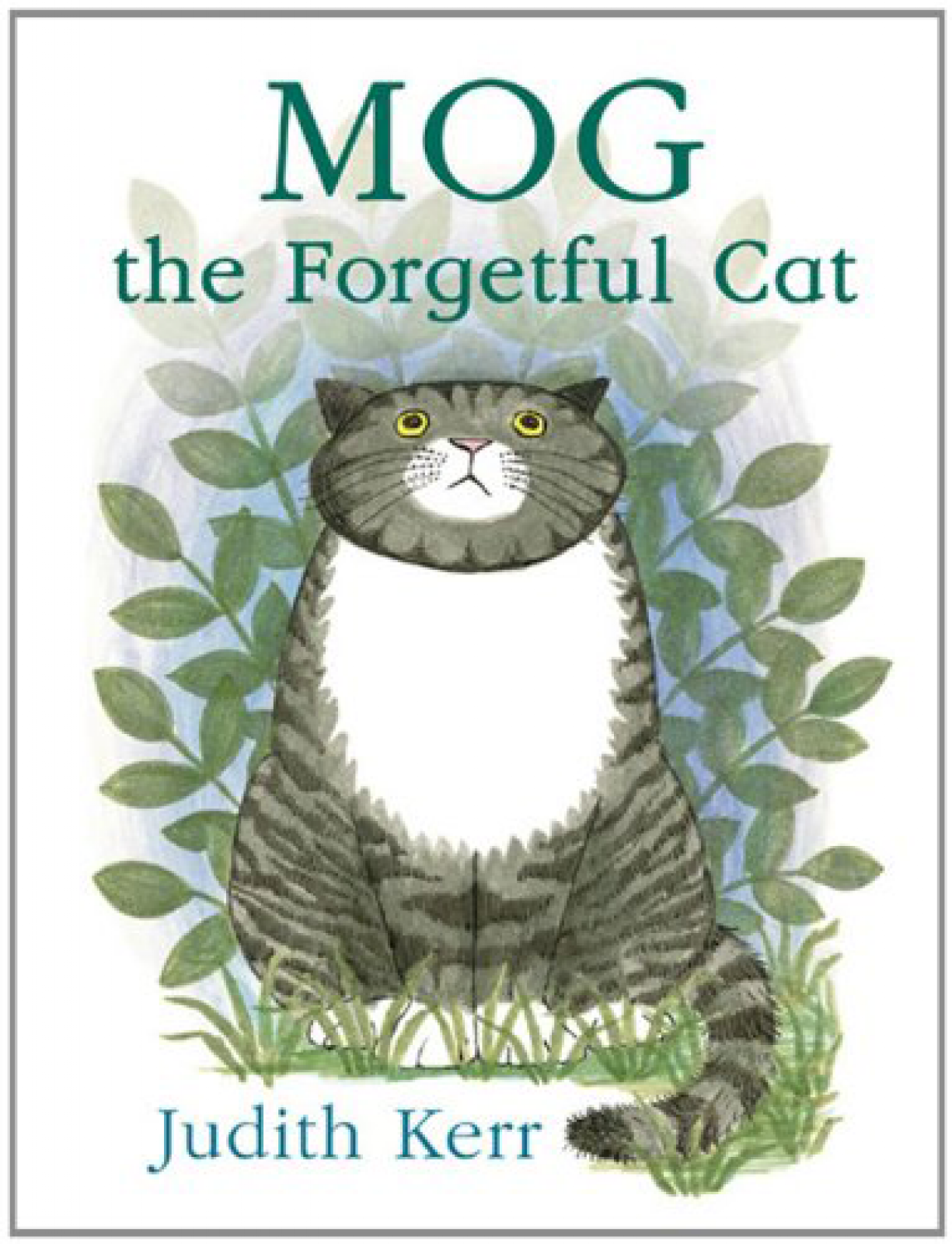 Mog The Forgetful Cat Book By Judith Kerr Board Book