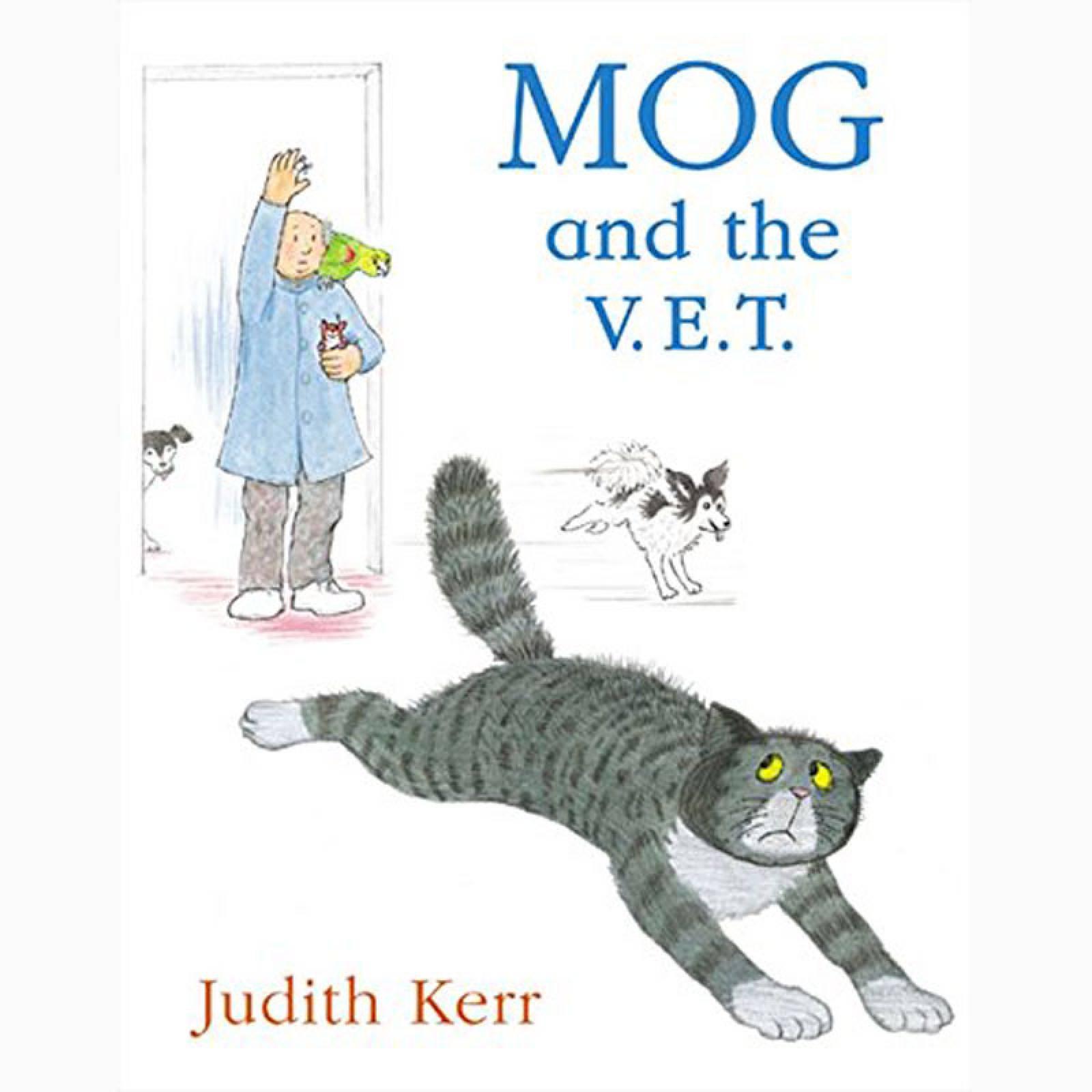 Mog And The V.E.T - Paperback Book