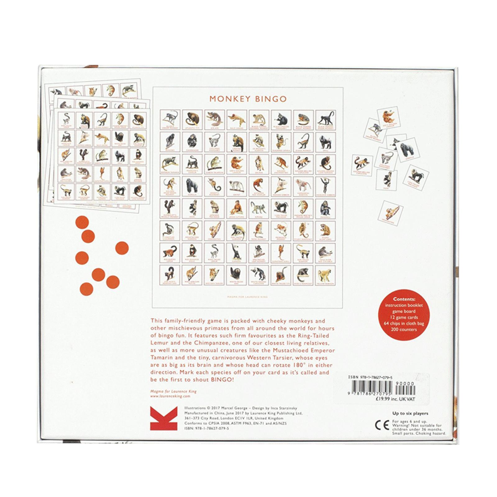 Monkey Bingo Game 6+ thumbnails