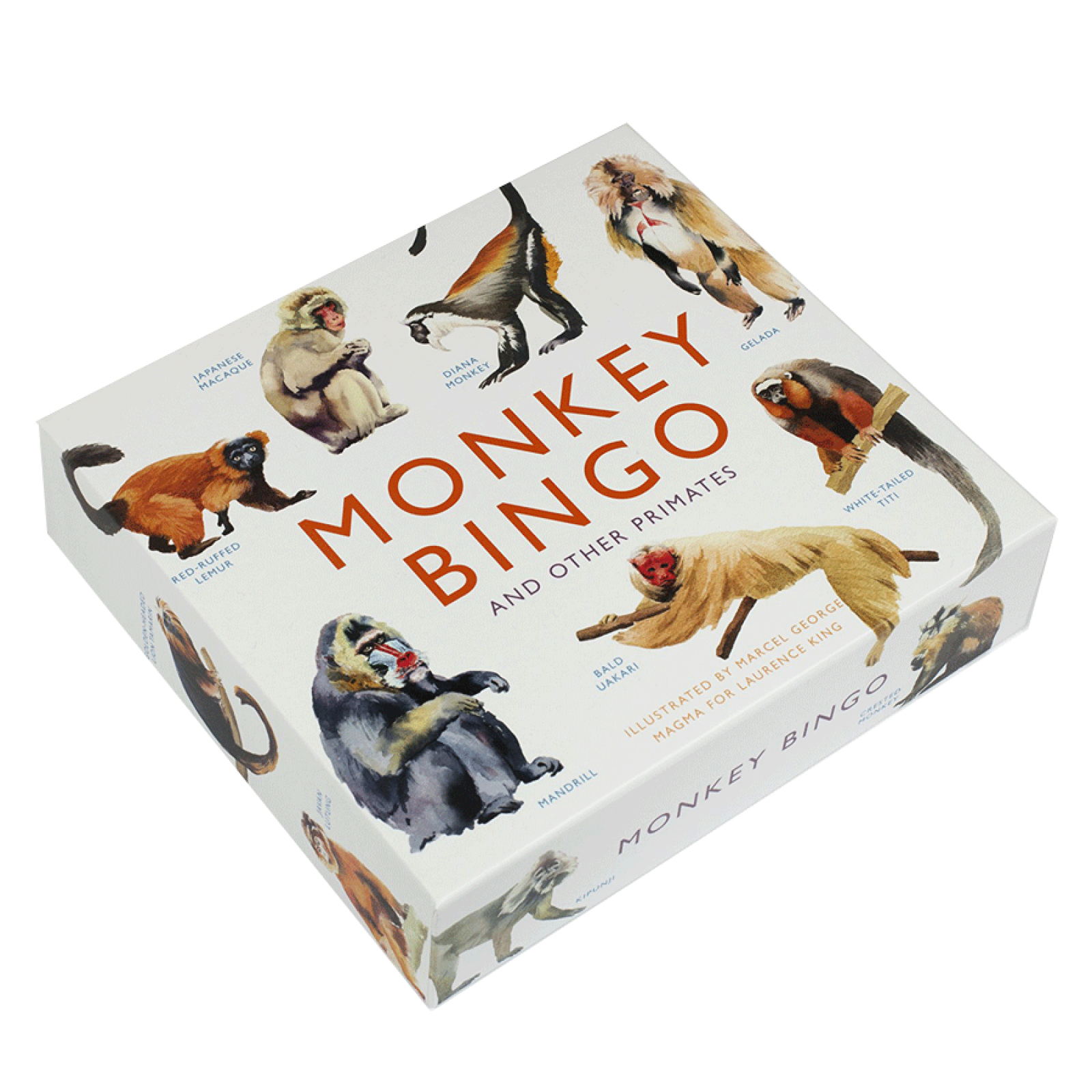Monkey Bingo Game 6+ thumbnails