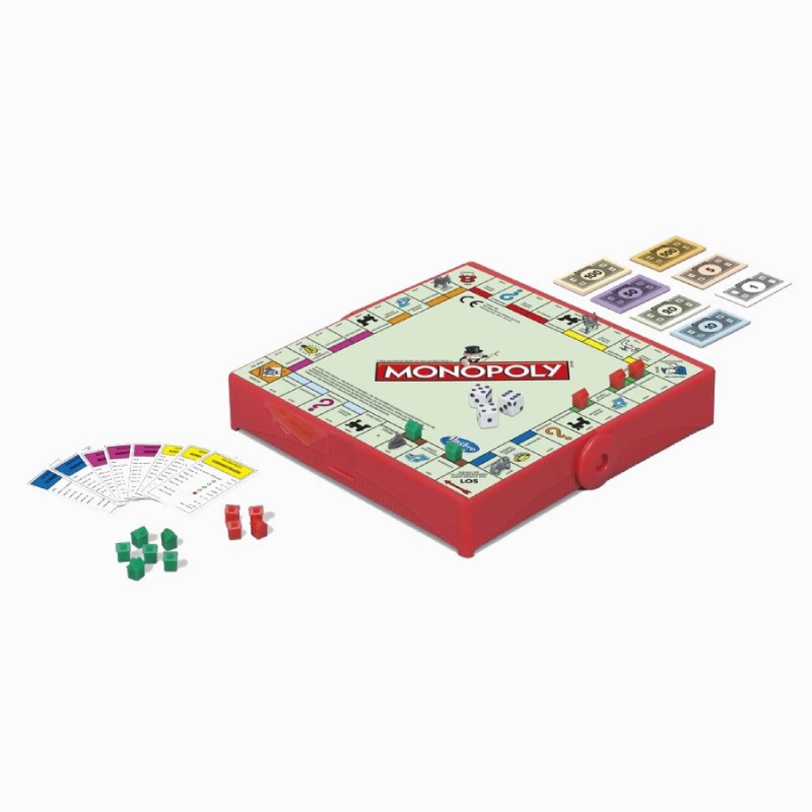Monopoly Grab & Go Game 8+ thumbnails