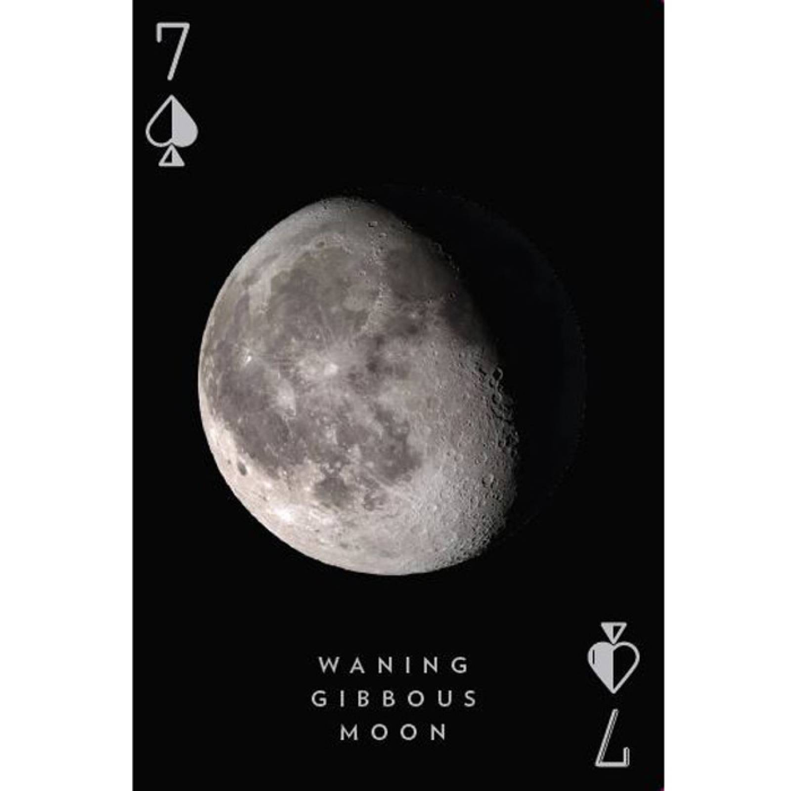 Moon Set Of Playing Cards thumbnails